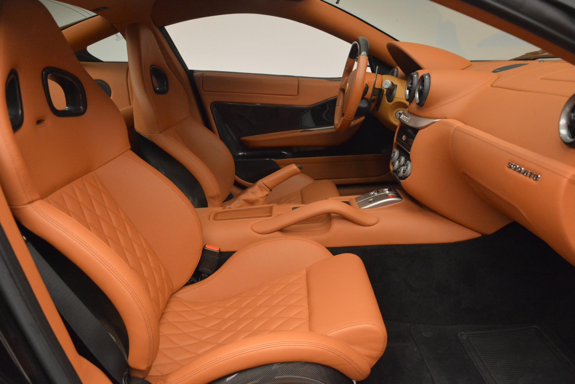 Used 2008 Ferrari 599 GTB Fiorano  For Sale In Westport, CT 1785_p18