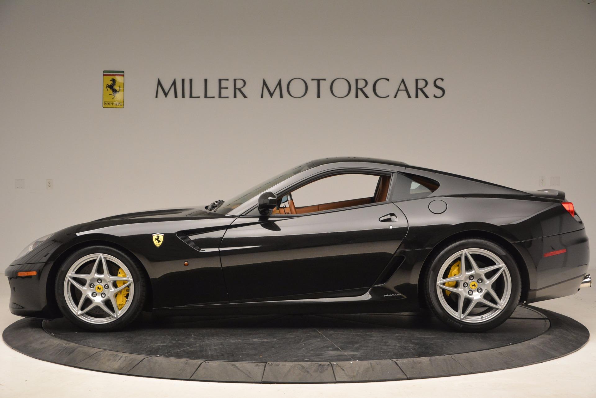 Used 2008 Ferrari 599 GTB Fiorano  For Sale In Westport, CT 1785_p3