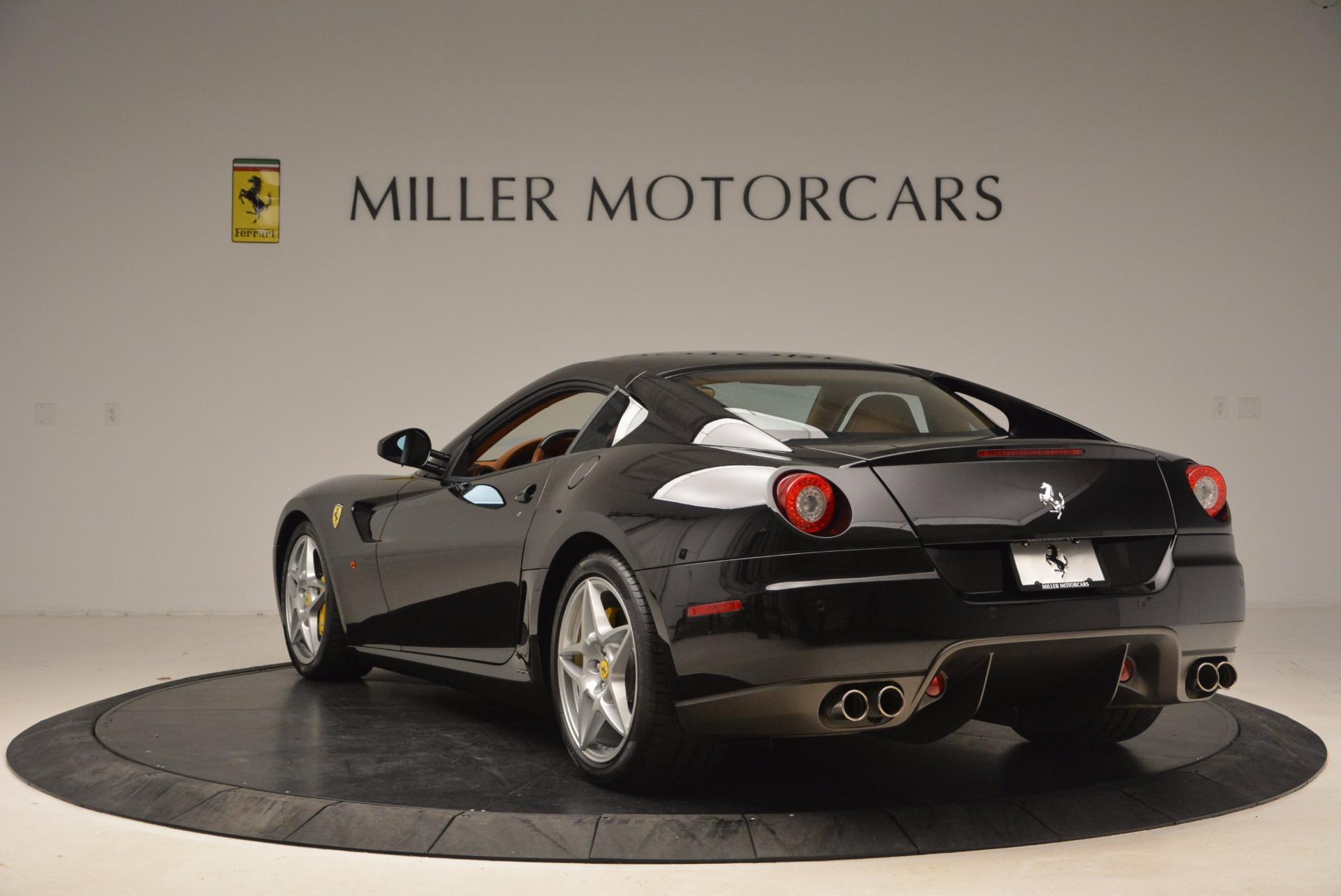 Used 2008 Ferrari 599 GTB Fiorano  For Sale In Westport, CT 1785_p5