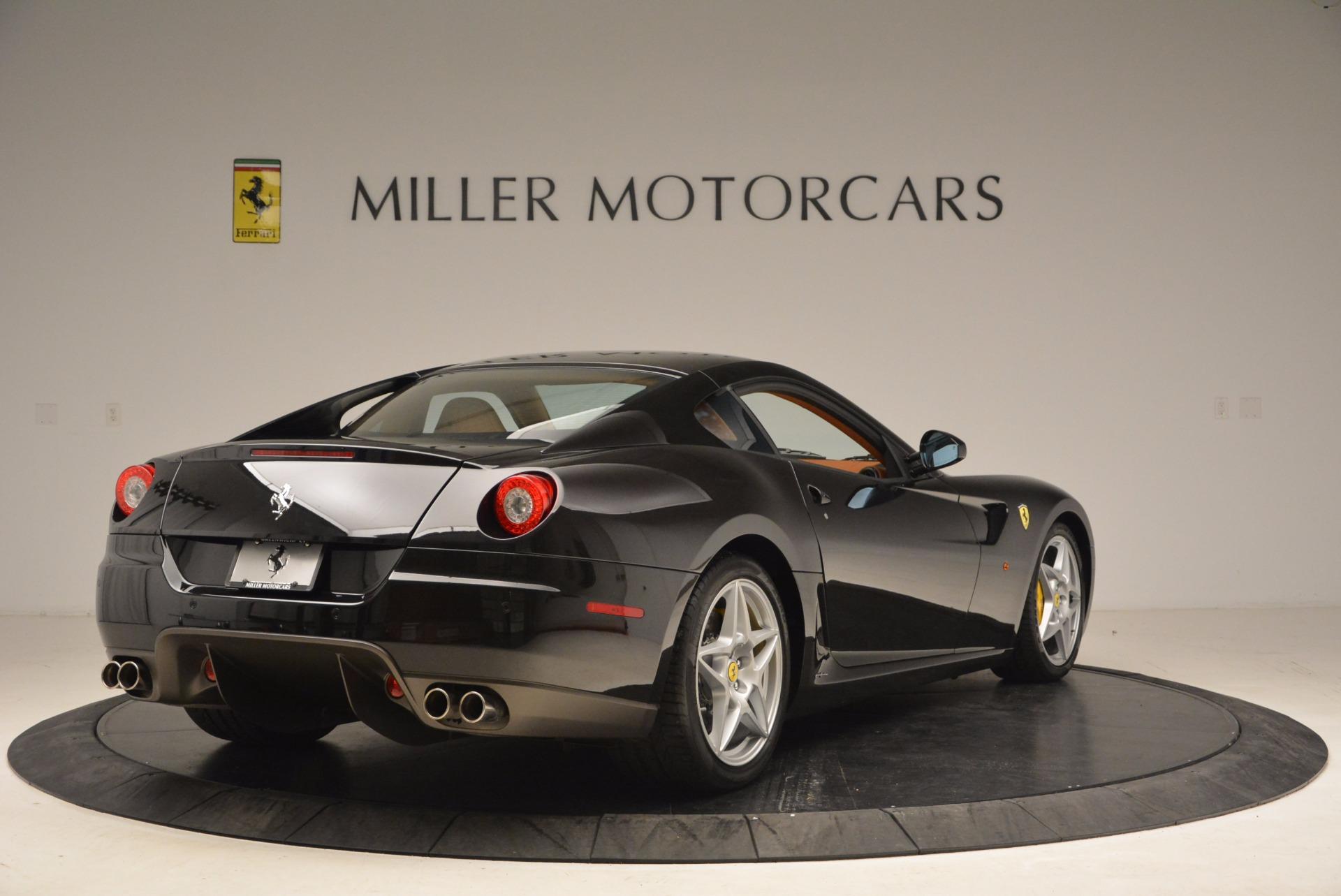 Used 2008 Ferrari 599 GTB Fiorano  For Sale In Westport, CT 1785_p7