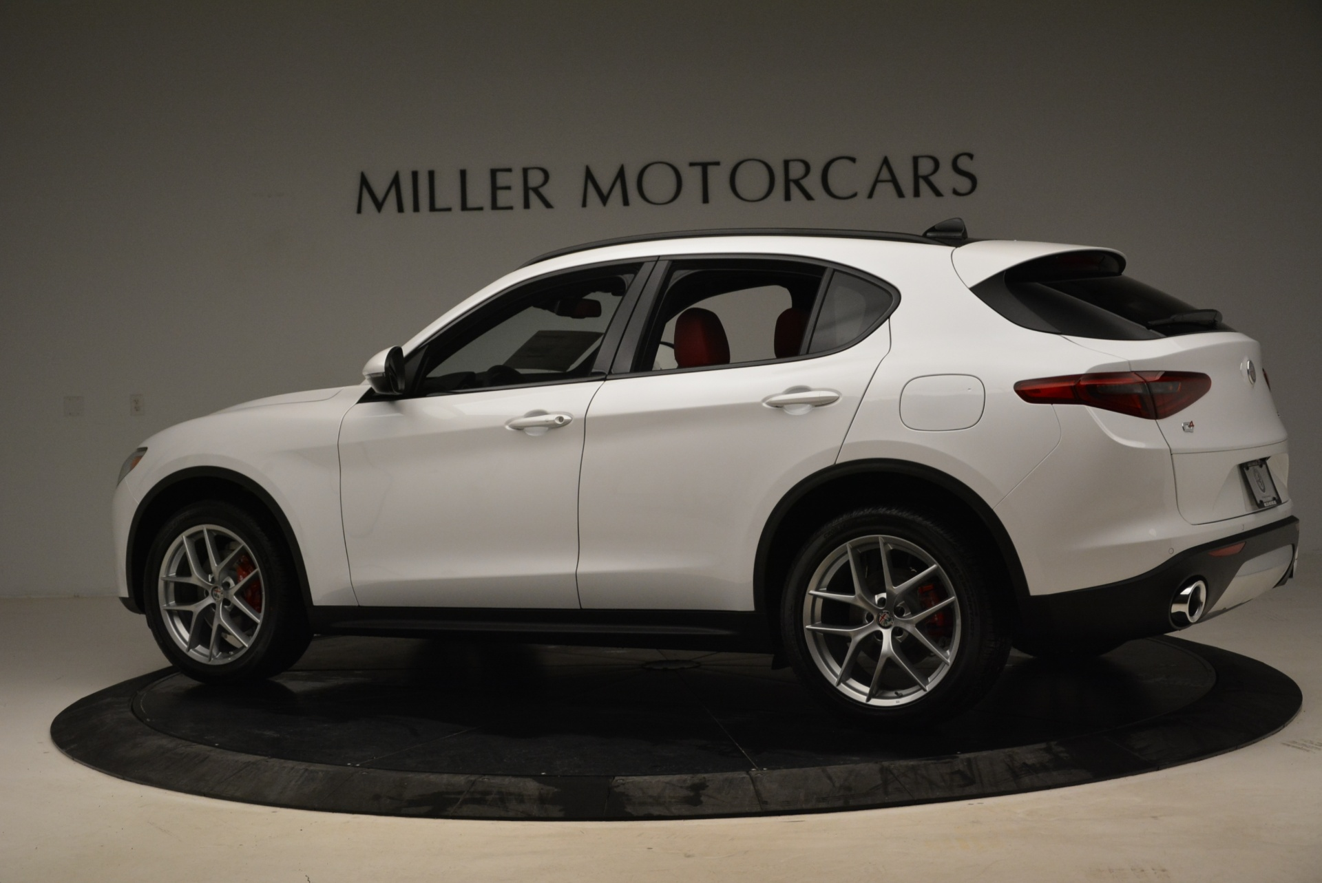 New 2018 Alfa Romeo Stelvio Ti Sport Q4 For Sale In Westport, CT 1787_p4