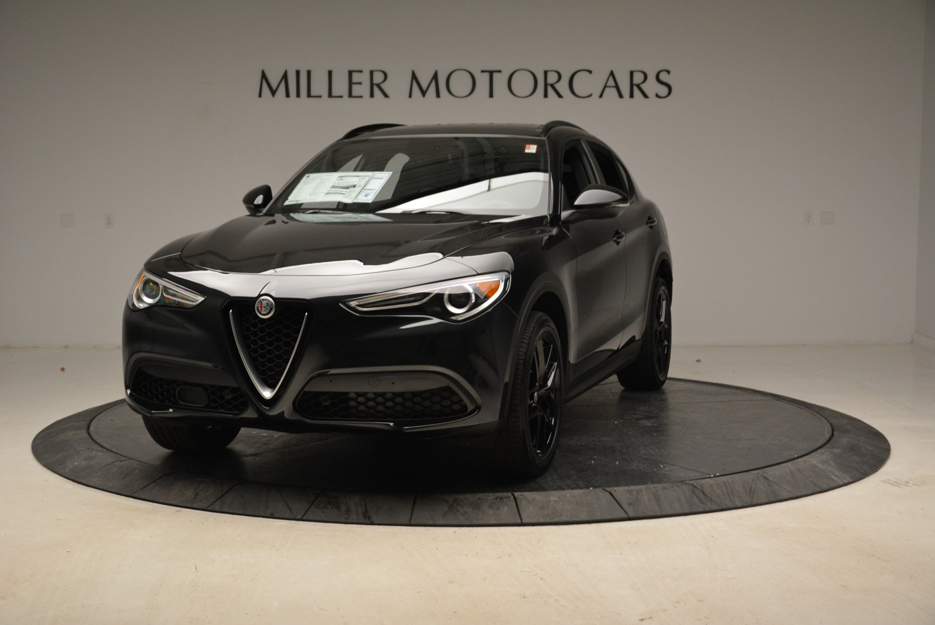 New 2018 Alfa Romeo Stelvio Ti Sport Q4 For Sale In Westport, CT 1788_main
