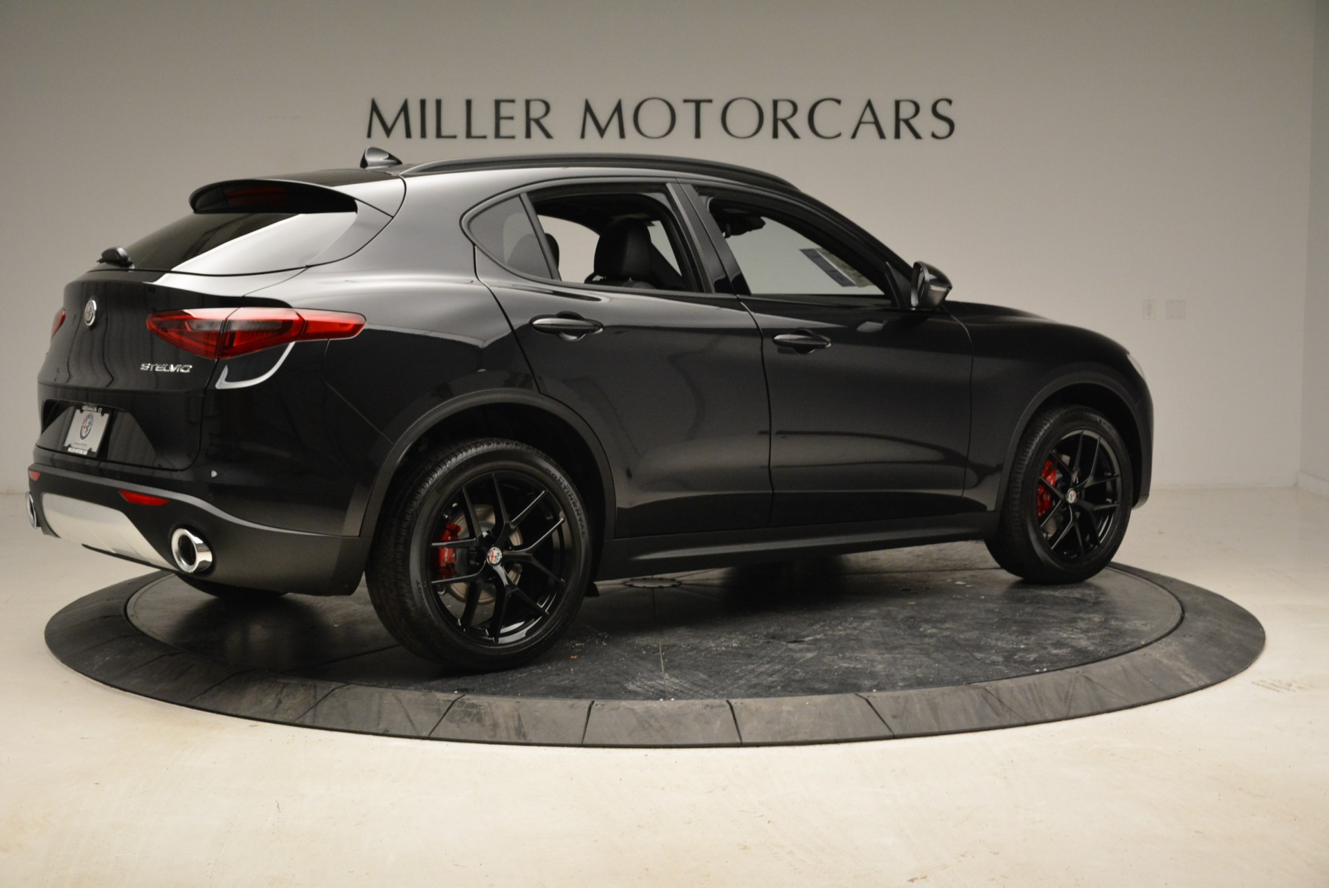 New 2018 Alfa Romeo Stelvio Ti Sport Q4 For Sale In Westport, CT 1788_p8
