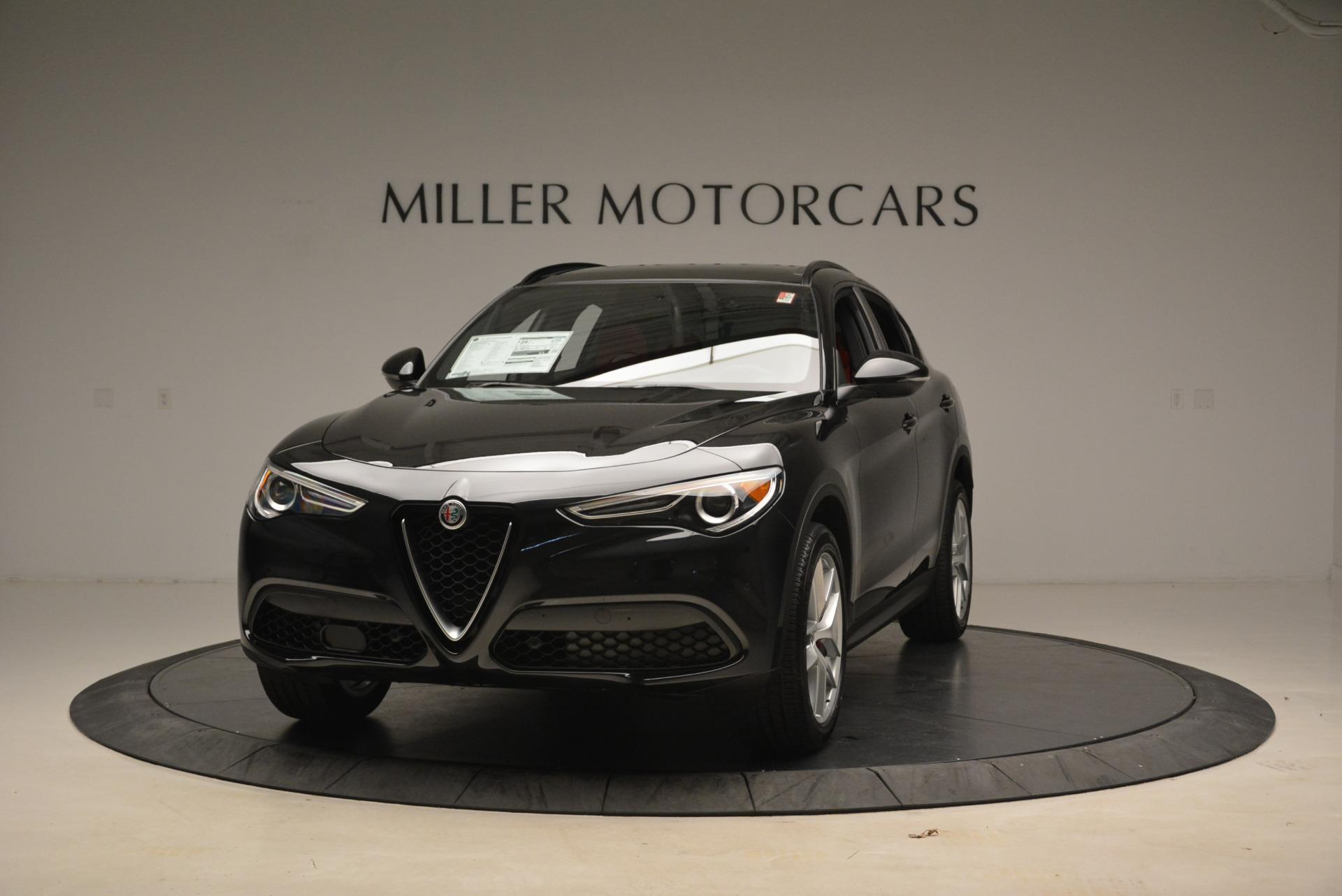 New 2018 Alfa Romeo Stelvio Ti Sport Q4 For Sale In Westport, CT 1789_main