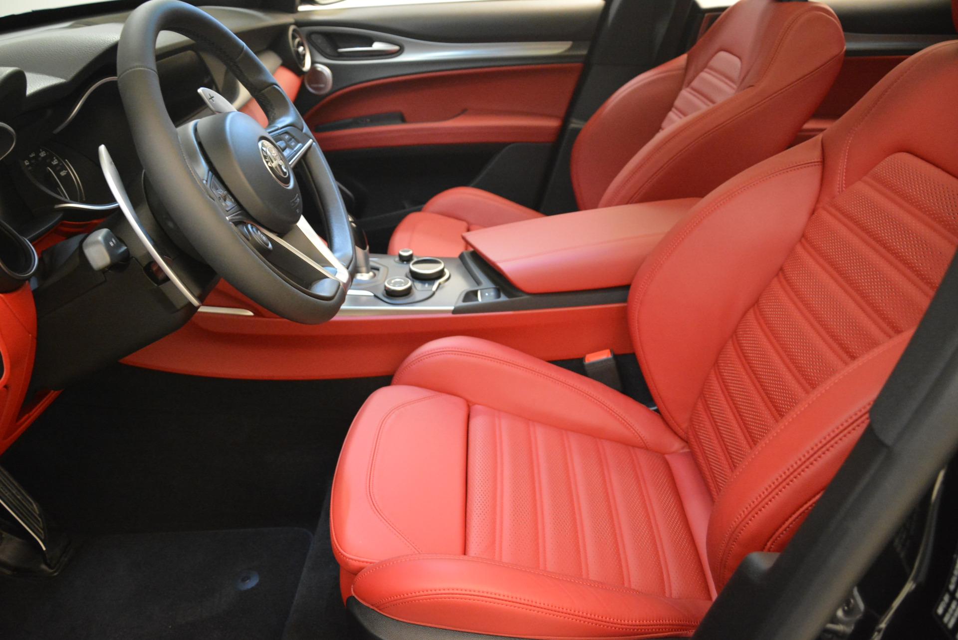 New 2018 Alfa Romeo Stelvio Ti Sport Q4 For Sale In Westport, CT 1789_p14