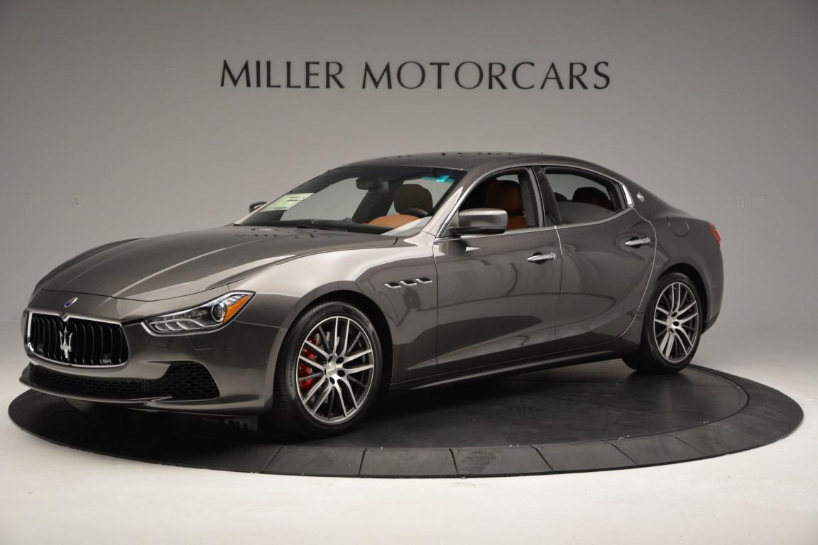 New 2016 Maserati Ghibli S Q4 For Sale In Westport, CT 179_p2