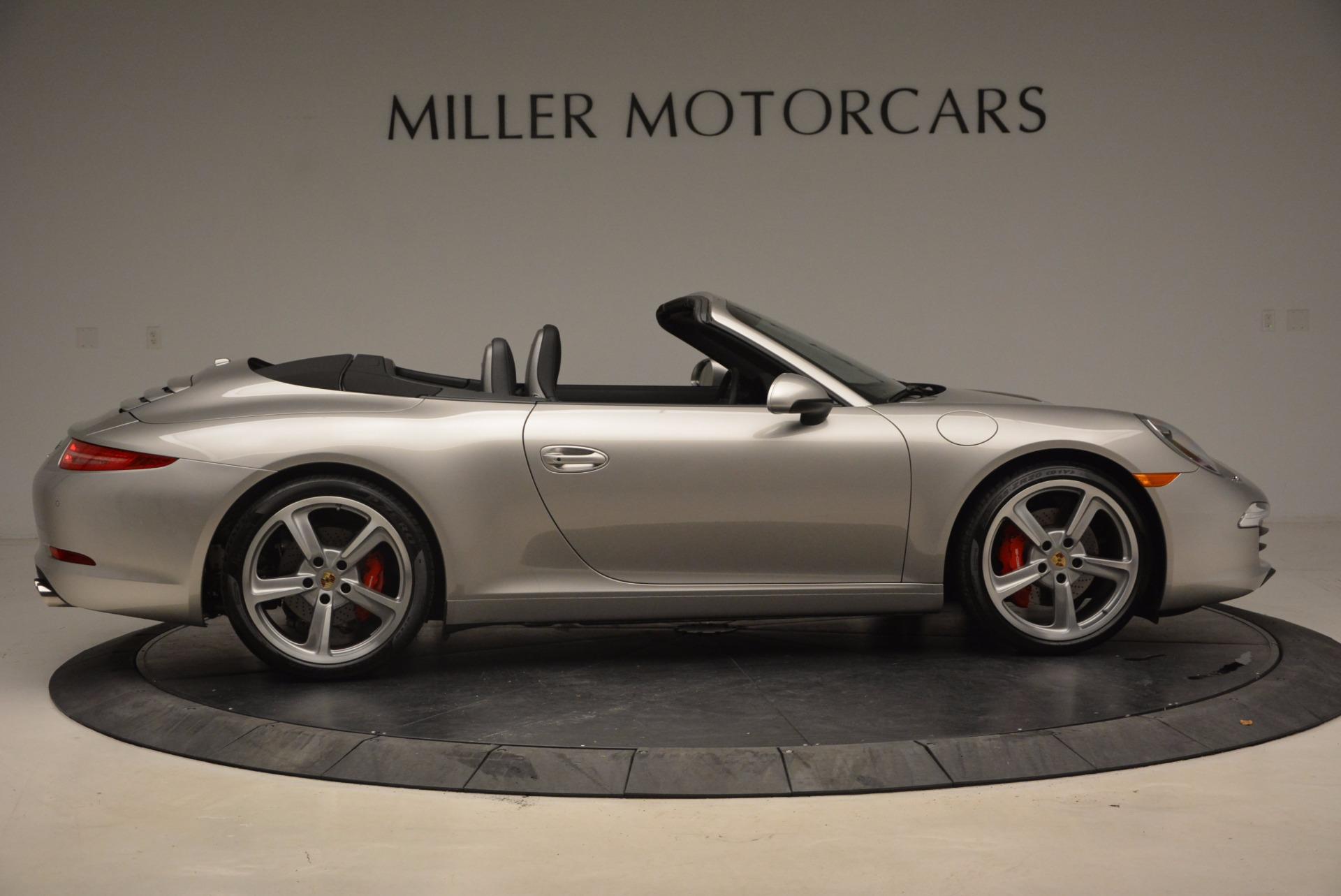Used 2012 Porsche 911 Carrera S For Sale In Westport, CT 1790_p11