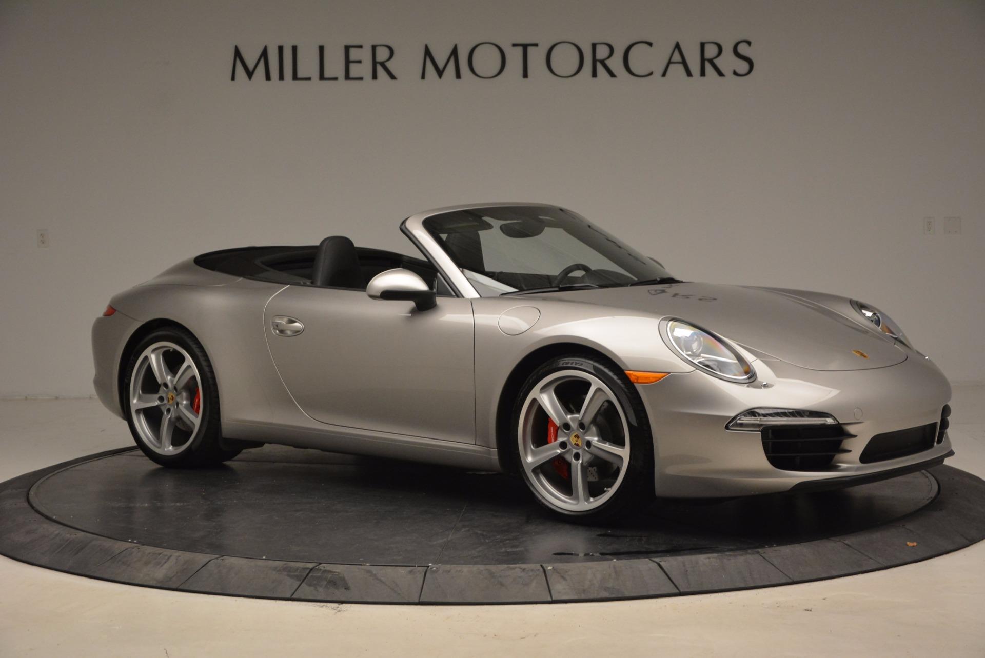 Used 2012 Porsche 911 Carrera S For Sale In Westport, CT 1790_p12