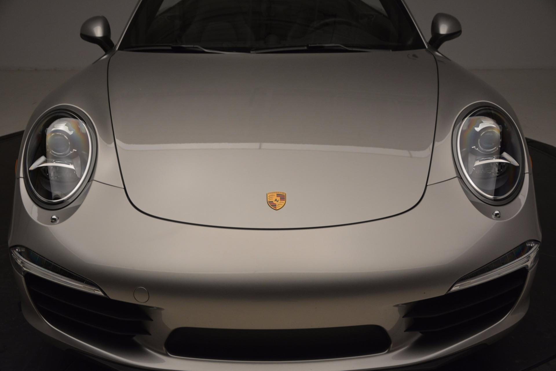 Used 2012 Porsche 911 Carrera S For Sale In Westport, CT 1790_p13
