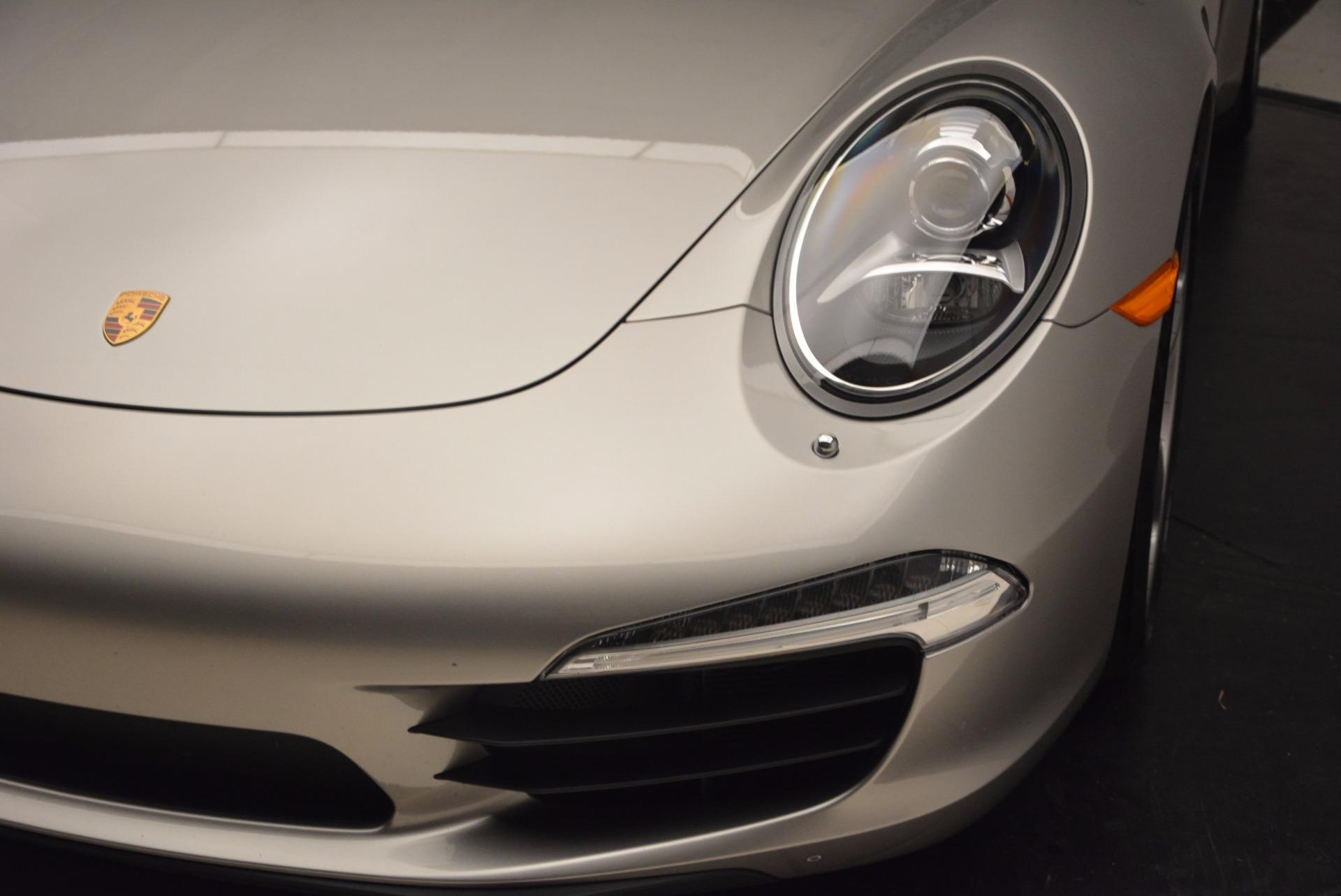 Used 2012 Porsche 911 Carrera S For Sale In Westport, CT 1790_p15