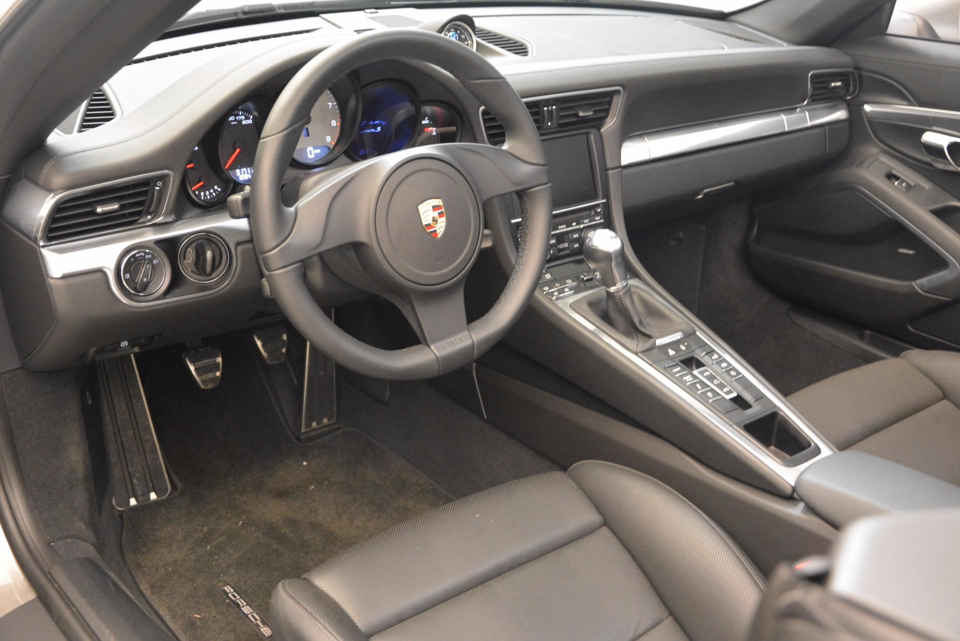 Used 2012 Porsche 911 Carrera S For Sale In Westport, CT 1790_p19