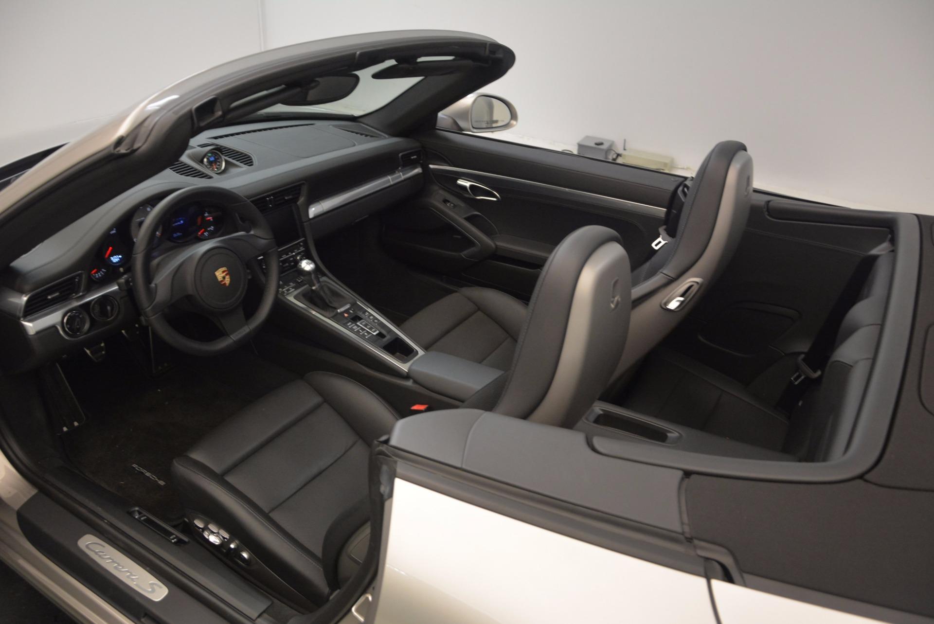 Used 2012 Porsche 911 Carrera S For Sale In Westport, CT 1790_p24