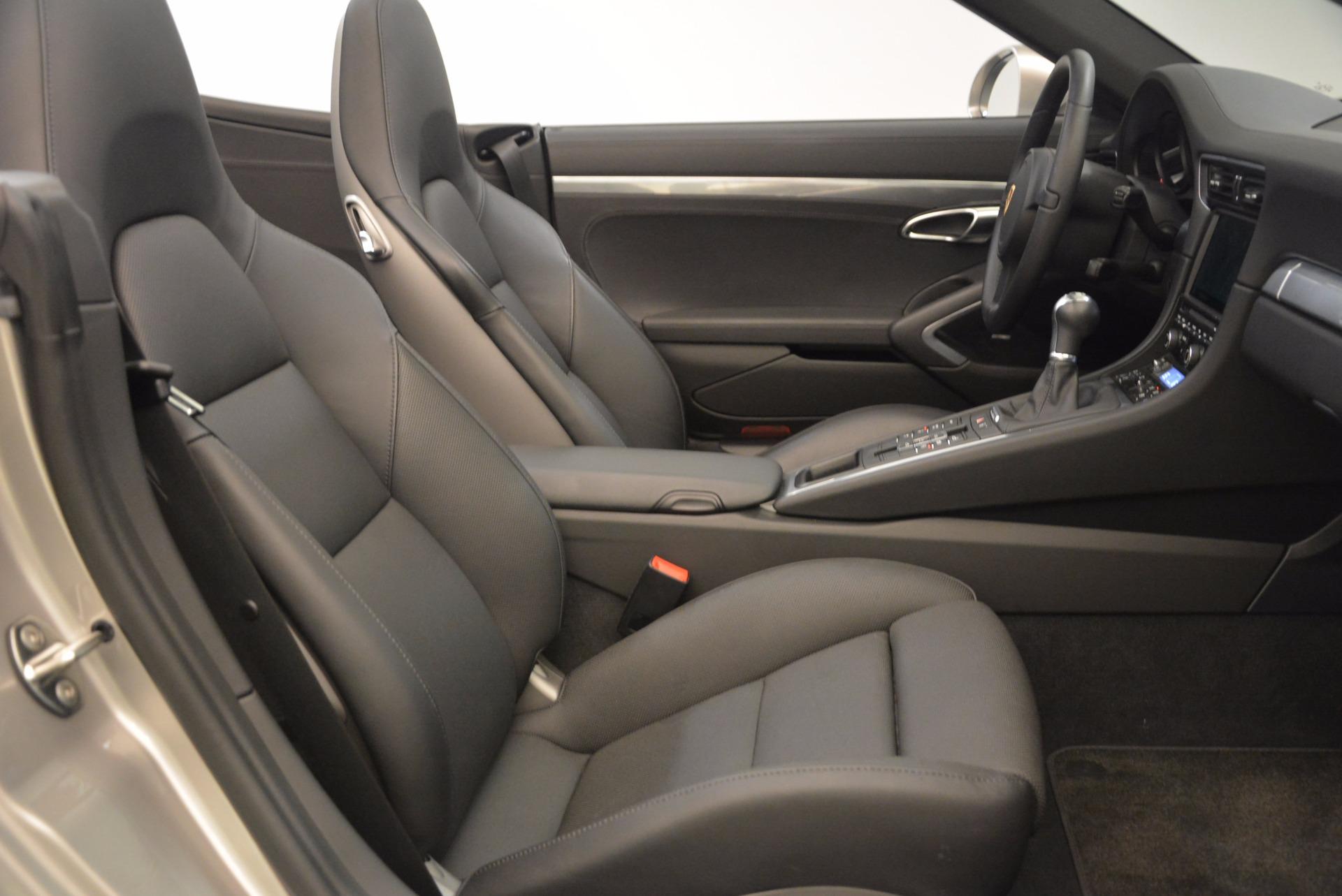 Used 2012 Porsche 911 Carrera S For Sale In Westport, CT 1790_p30