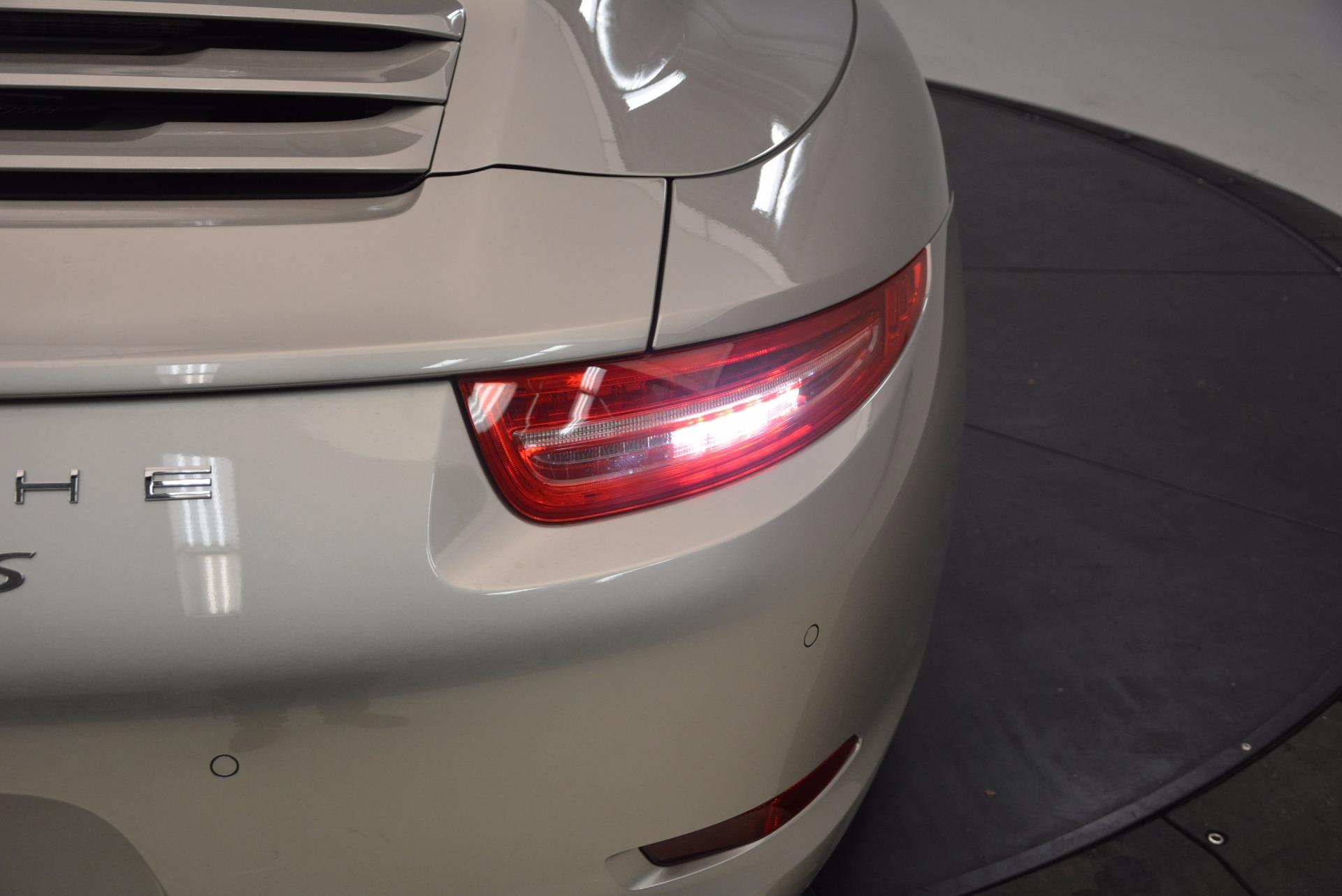 Used 2012 Porsche 911 Carrera S For Sale In Westport, CT 1790_p35