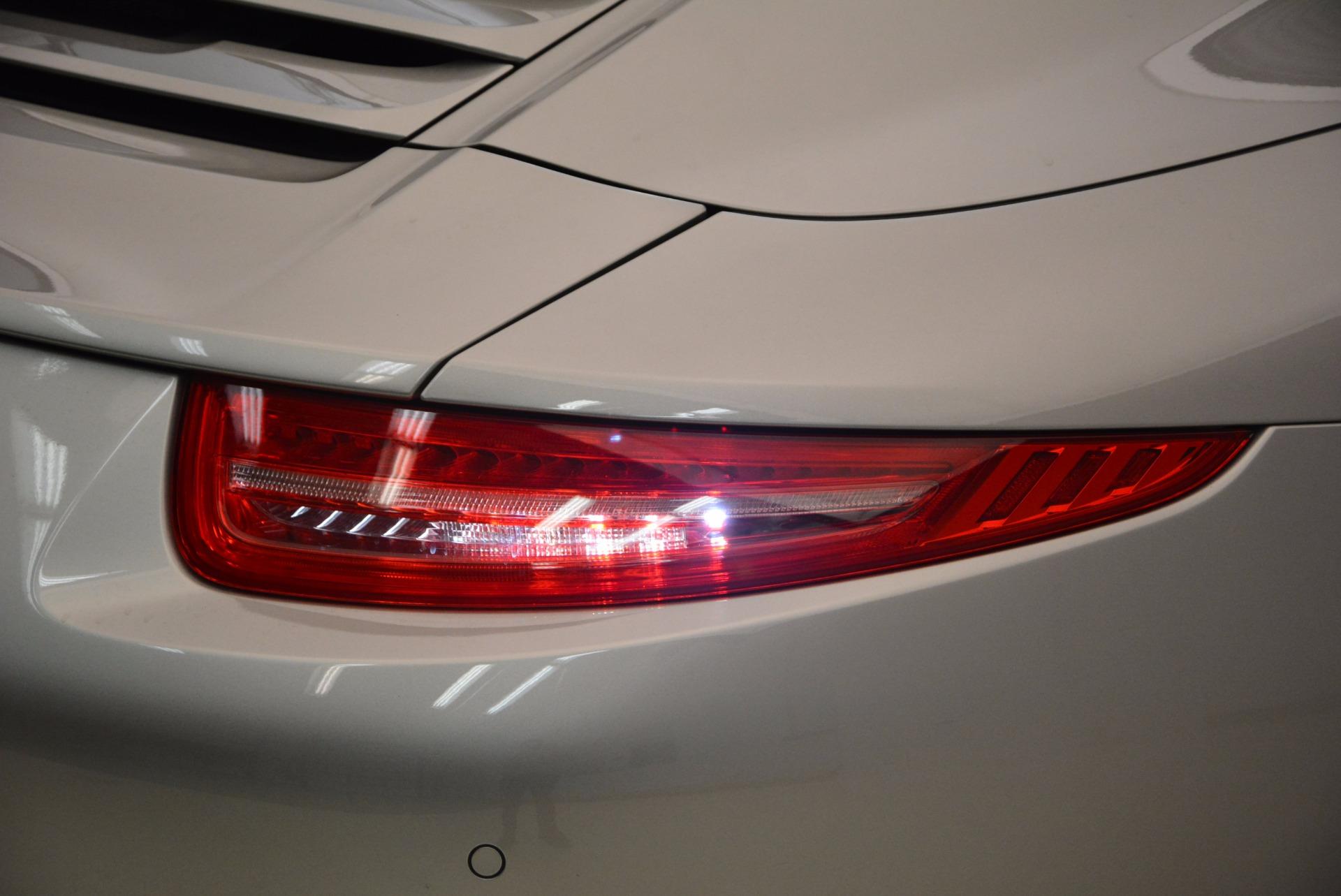 Used 2012 Porsche 911 Carrera S For Sale In Westport, CT 1790_p37