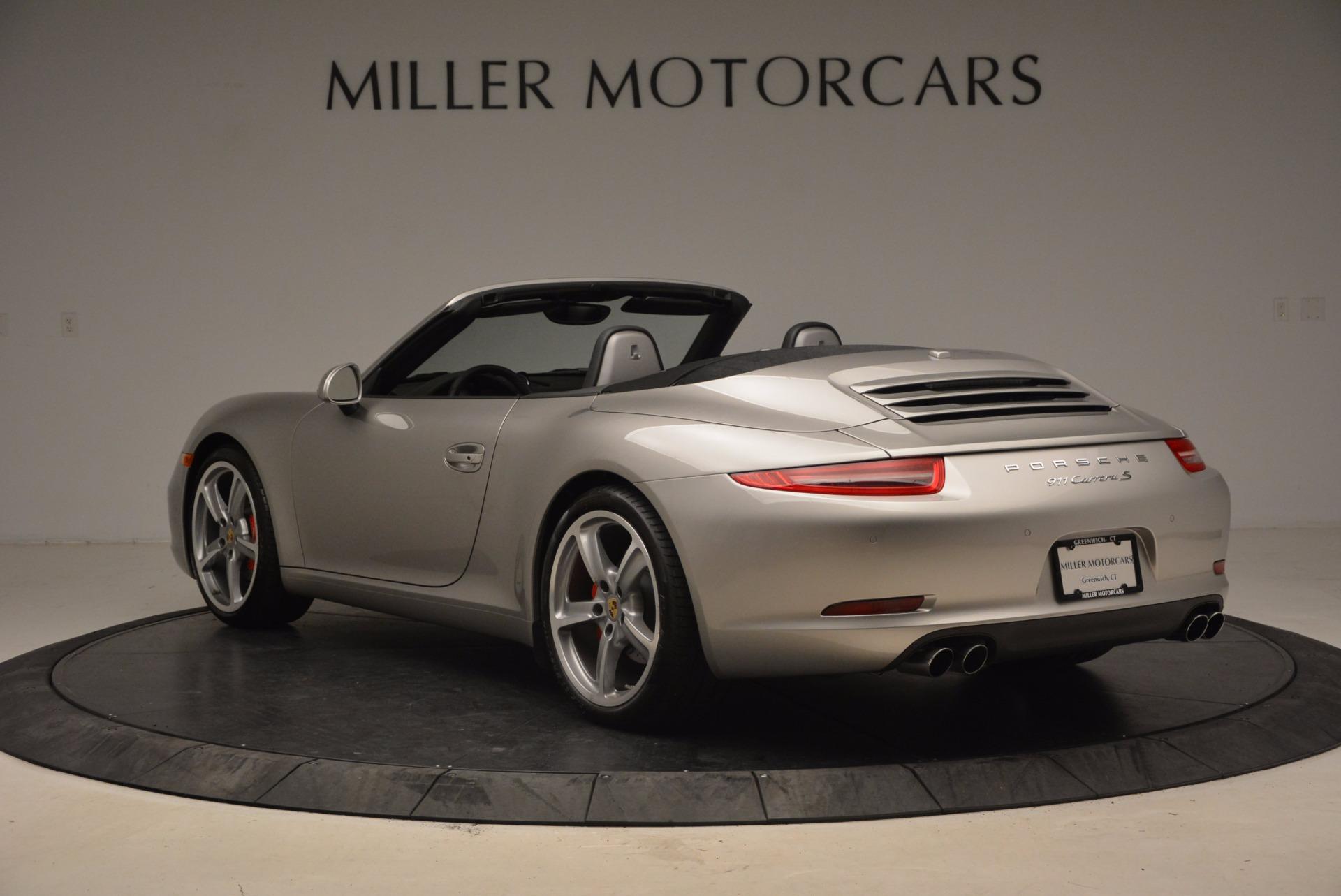Used 2012 Porsche 911 Carrera S For Sale In Westport, CT 1790_p44