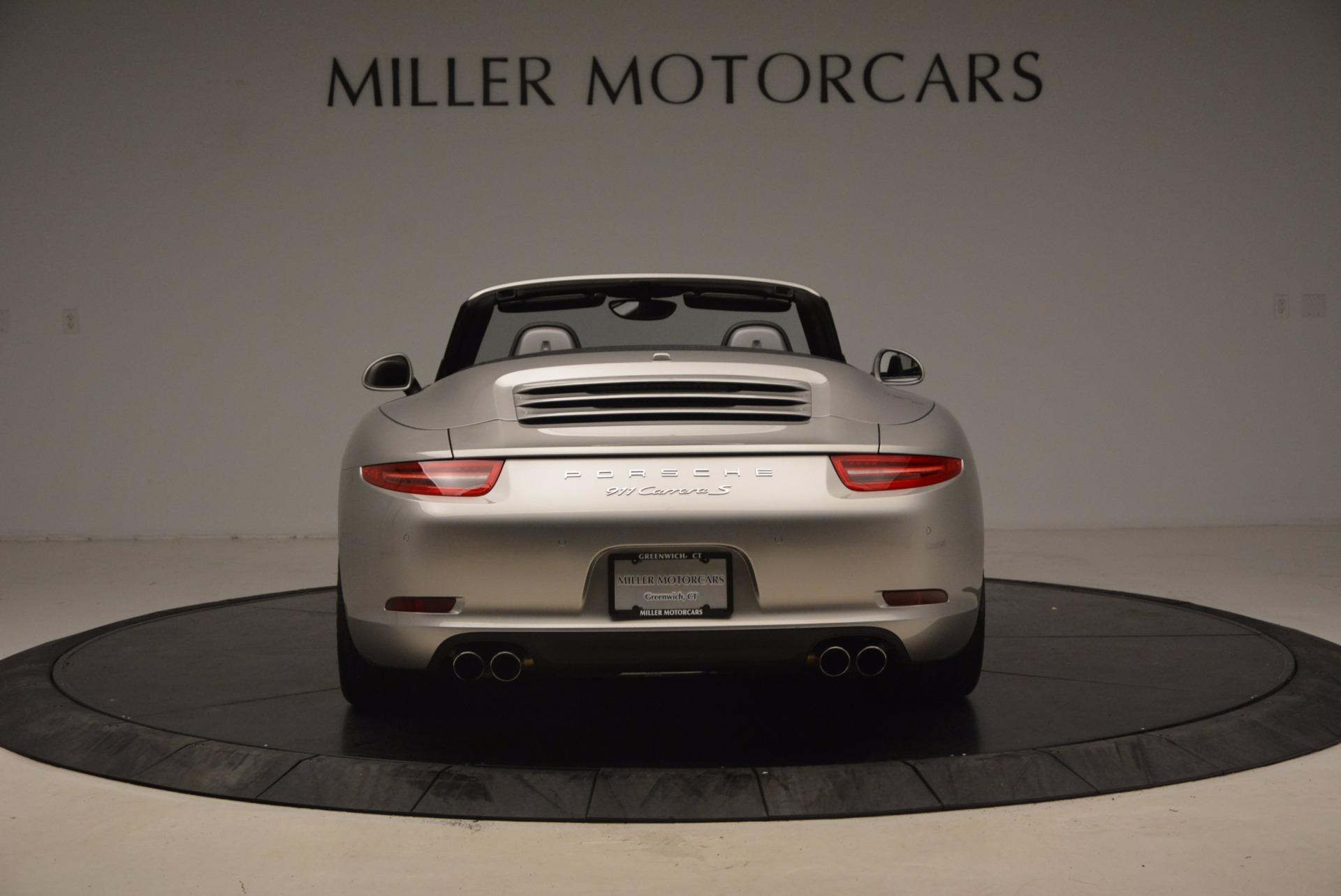 Used 2012 Porsche 911 Carrera S For Sale In Westport, CT 1790_p45