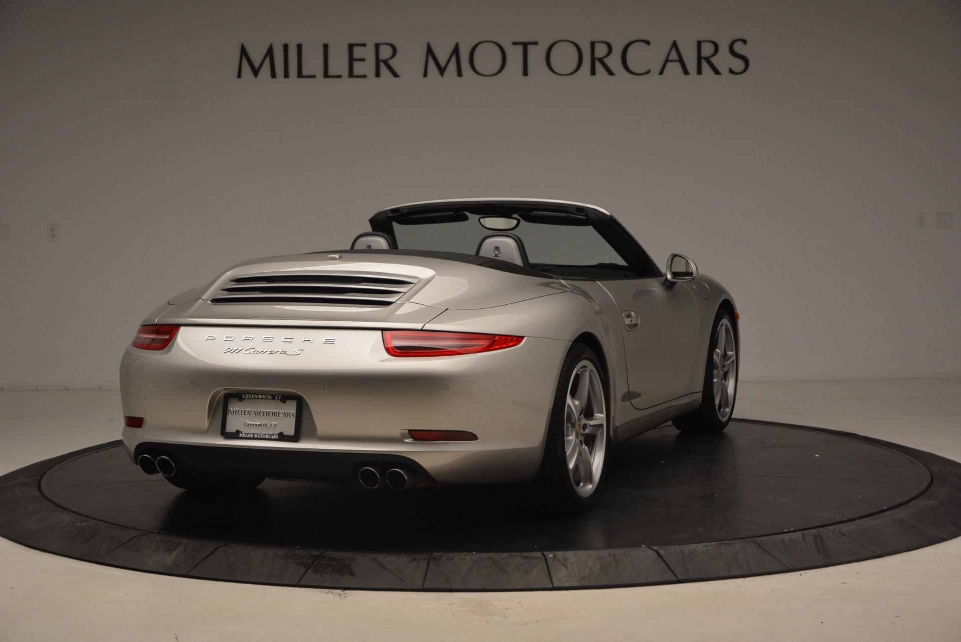 Used 2012 Porsche 911 Carrera S For Sale In Westport, CT 1790_p46