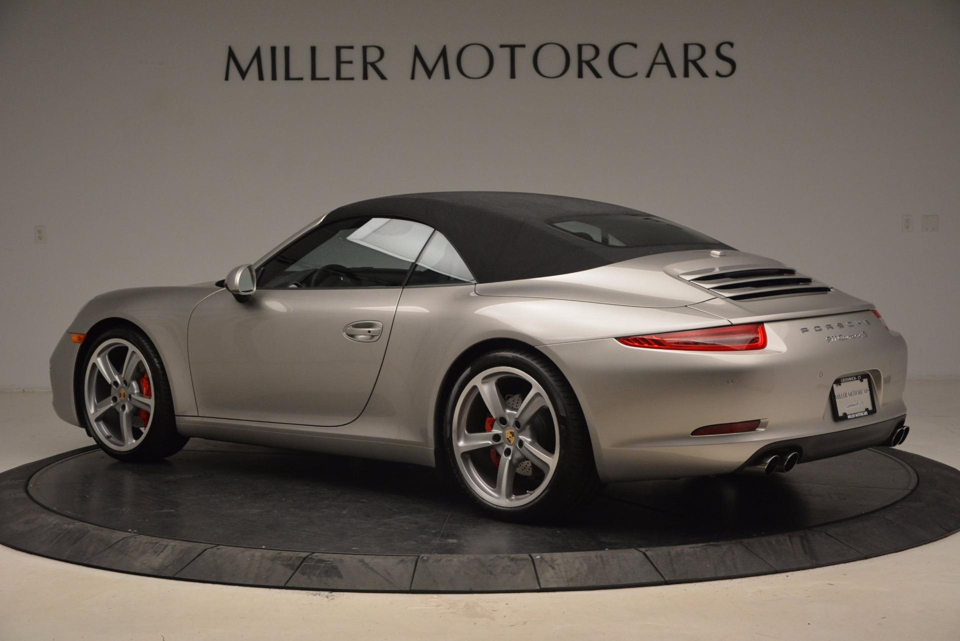 Used 2012 Porsche 911 Carrera S For Sale In Westport, CT 1790_p47