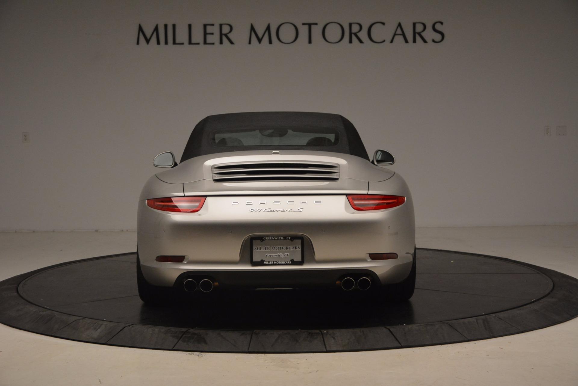 Used 2012 Porsche 911 Carrera S For Sale In Westport, CT 1790_p49