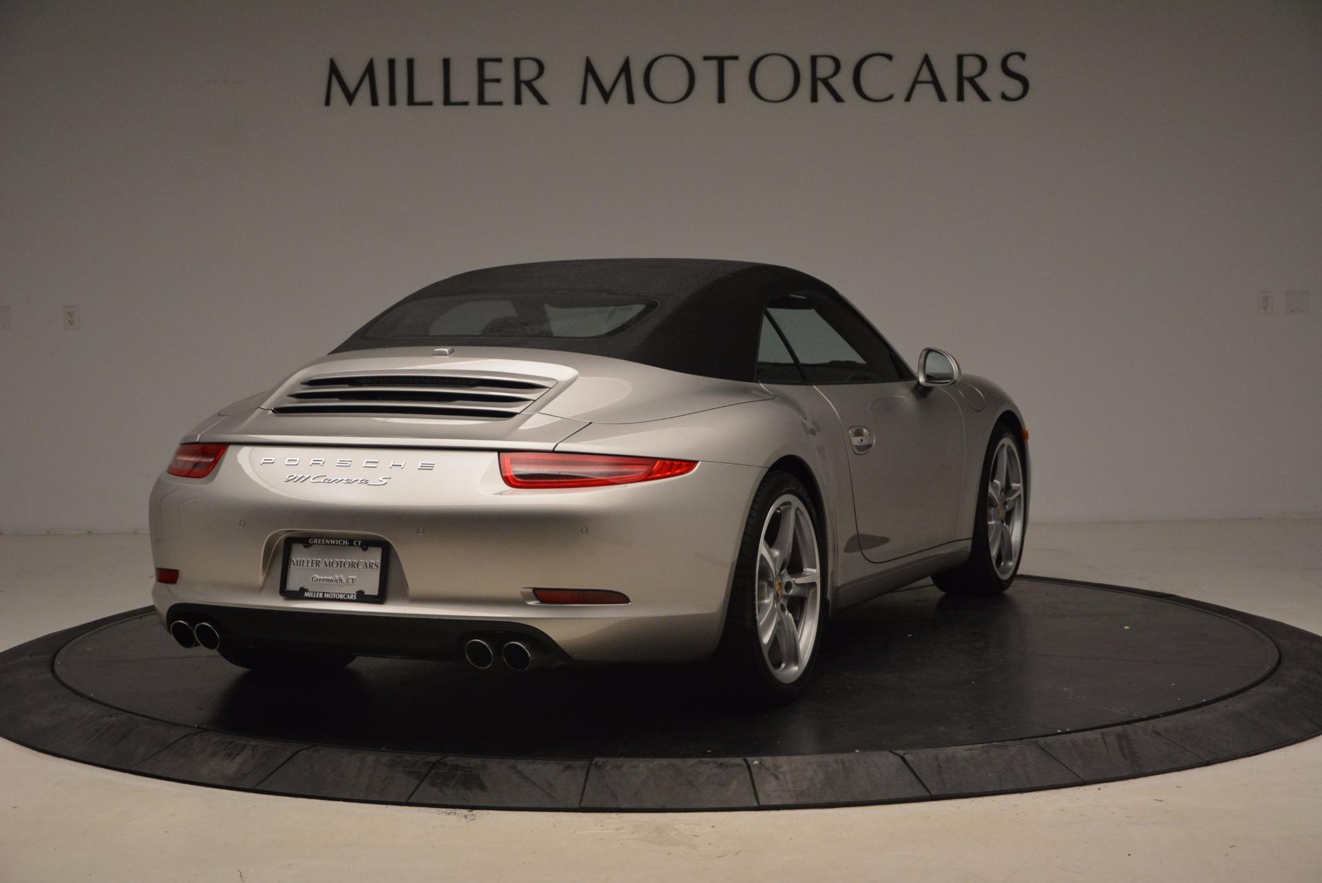 Used 2012 Porsche 911 Carrera S For Sale In Westport, CT 1790_p50