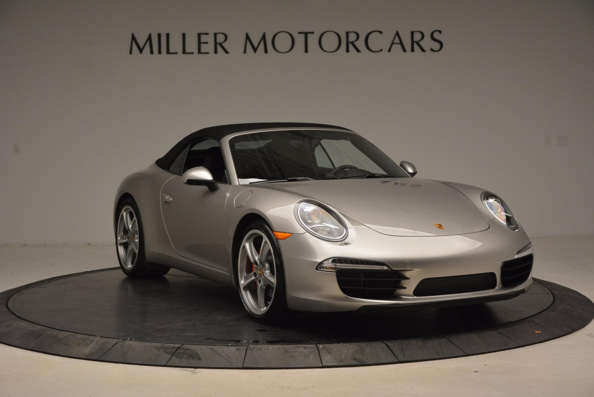 Used 2012 Porsche 911 Carrera S For Sale In Westport, CT 1790_p6