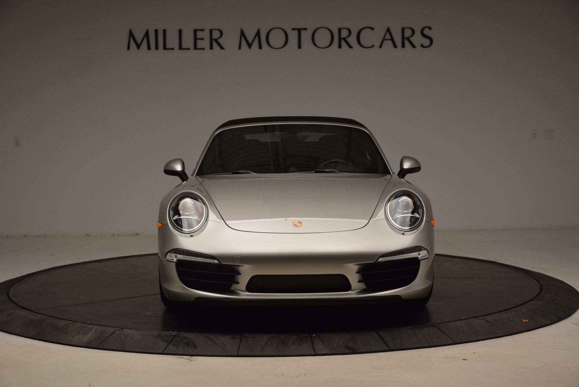 Used 2012 Porsche 911 Carrera S For Sale In Westport, CT 1790_p7