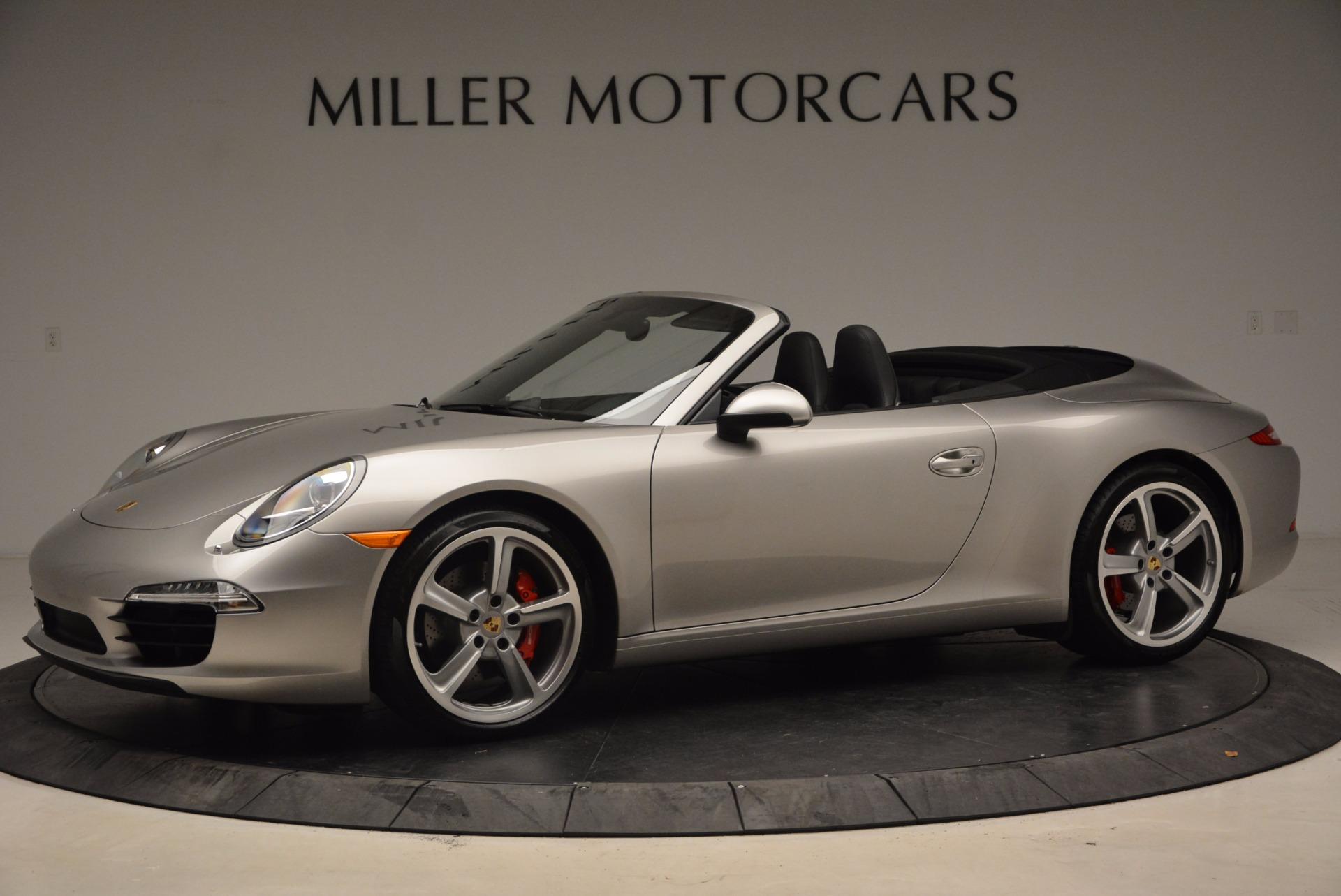 Used 2012 Porsche 911 Carrera S For Sale In Westport, CT 1790_p8