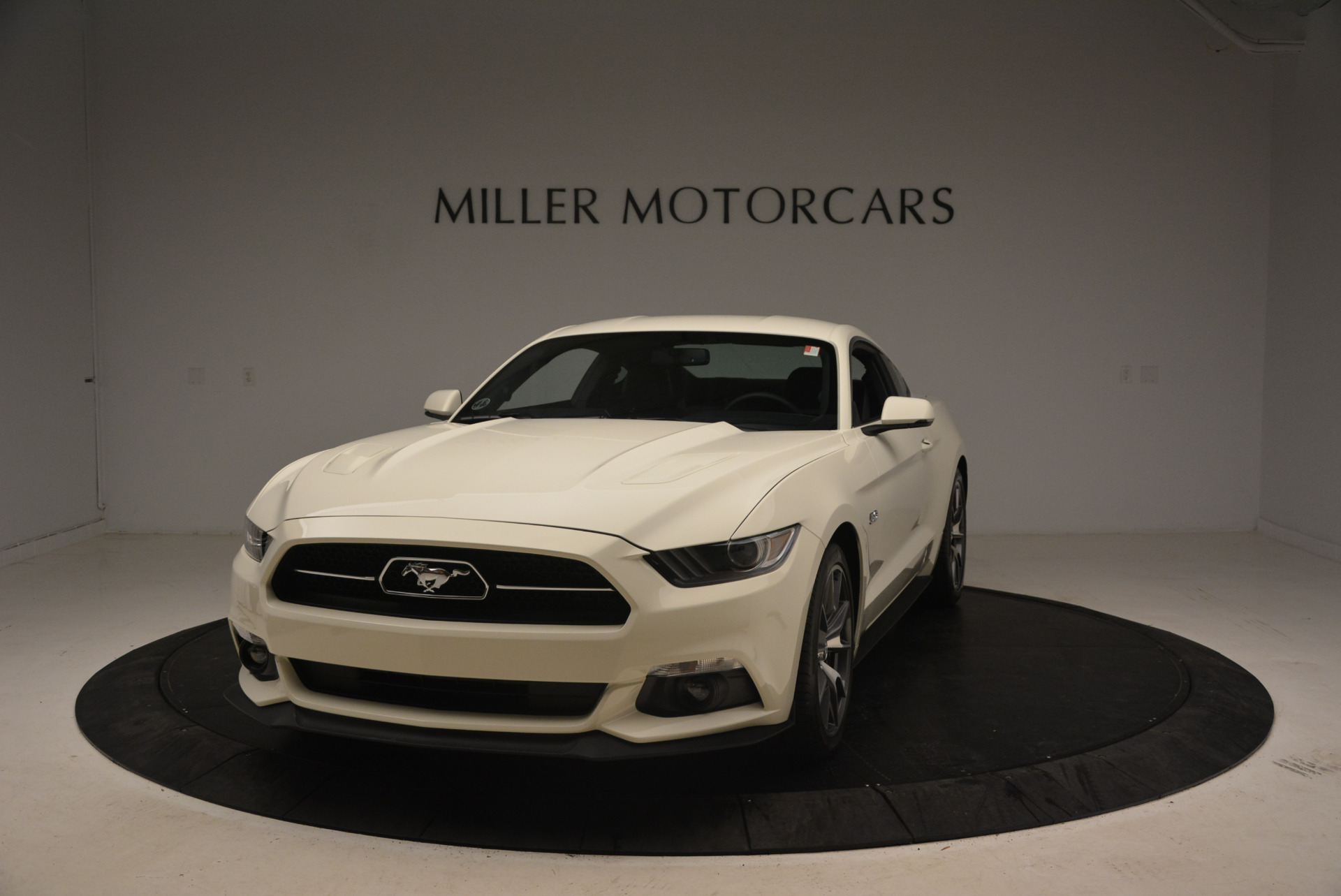 Used 2015 Ford Mustang GT 50 Years Limited Edition For Sale In Westport, CT 1793_main
