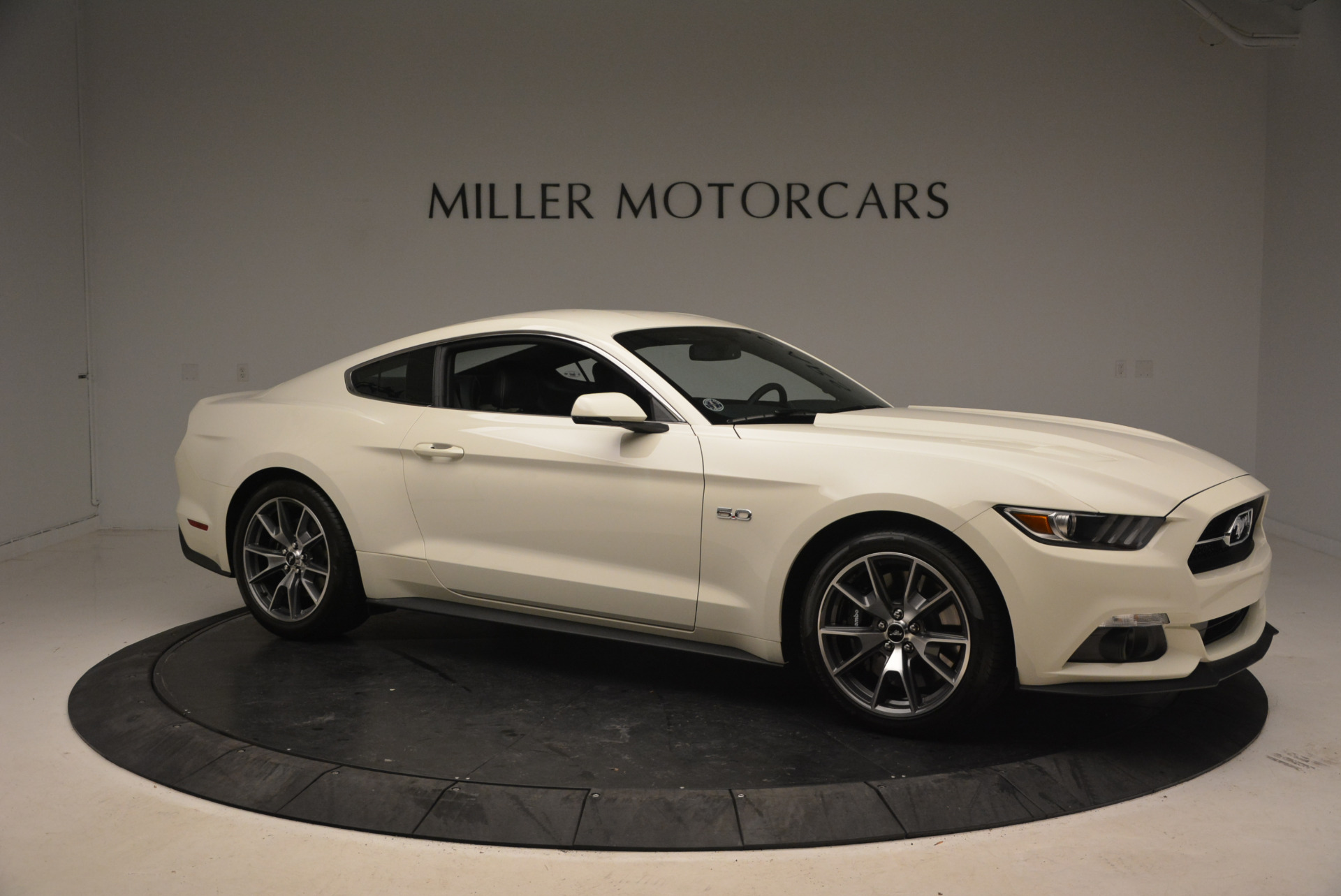 Used 2015 Ford Mustang GT 50 Years Limited Edition For Sale In Westport, CT 1793_p10