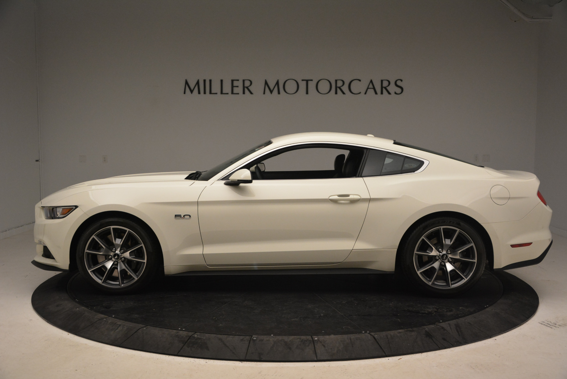 Used 2015 Ford Mustang GT 50 Years Limited Edition For Sale In Westport, CT 1793_p3