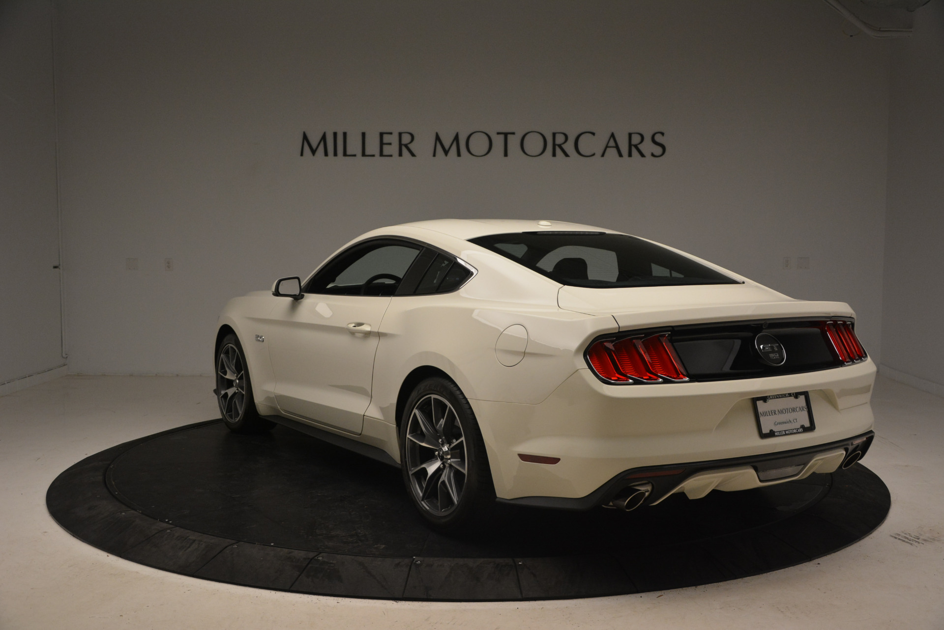 Used 2015 Ford Mustang GT 50 Years Limited Edition For Sale In Westport, CT 1793_p5