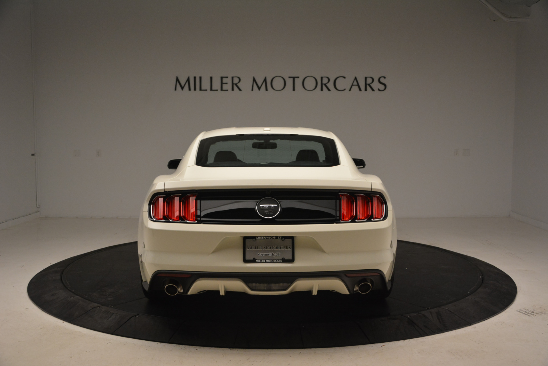 Used 2015 Ford Mustang GT 50 Years Limited Edition For Sale In Westport, CT 1793_p6