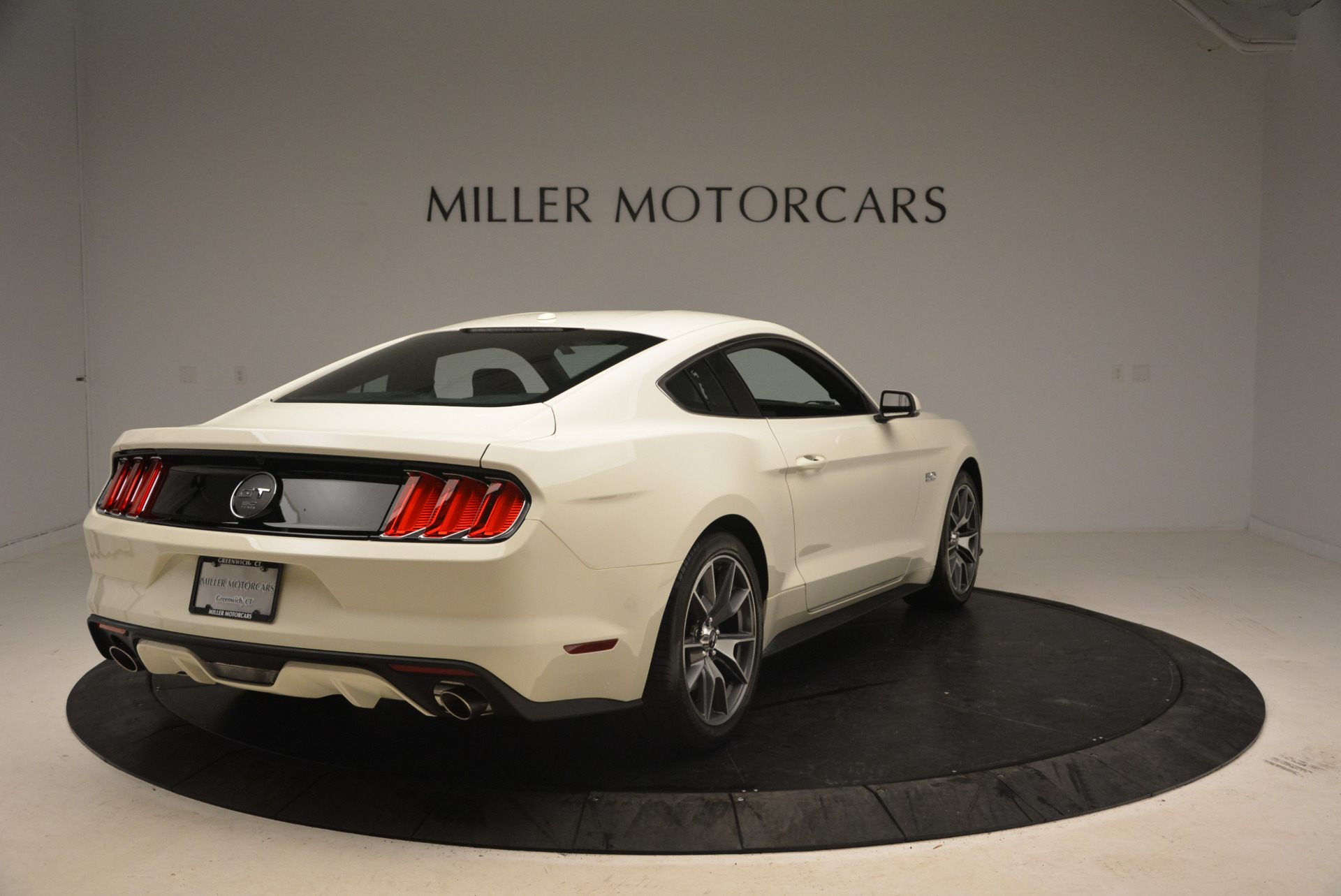 Used 2015 Ford Mustang GT 50 Years Limited Edition For Sale In Westport, CT 1793_p7