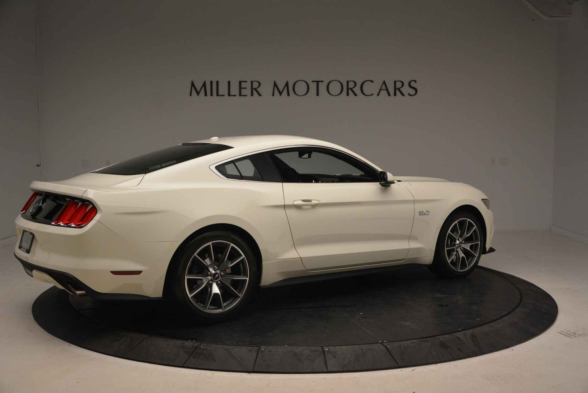 Used 2015 Ford Mustang GT 50 Years Limited Edition For Sale In Westport, CT 1793_p8