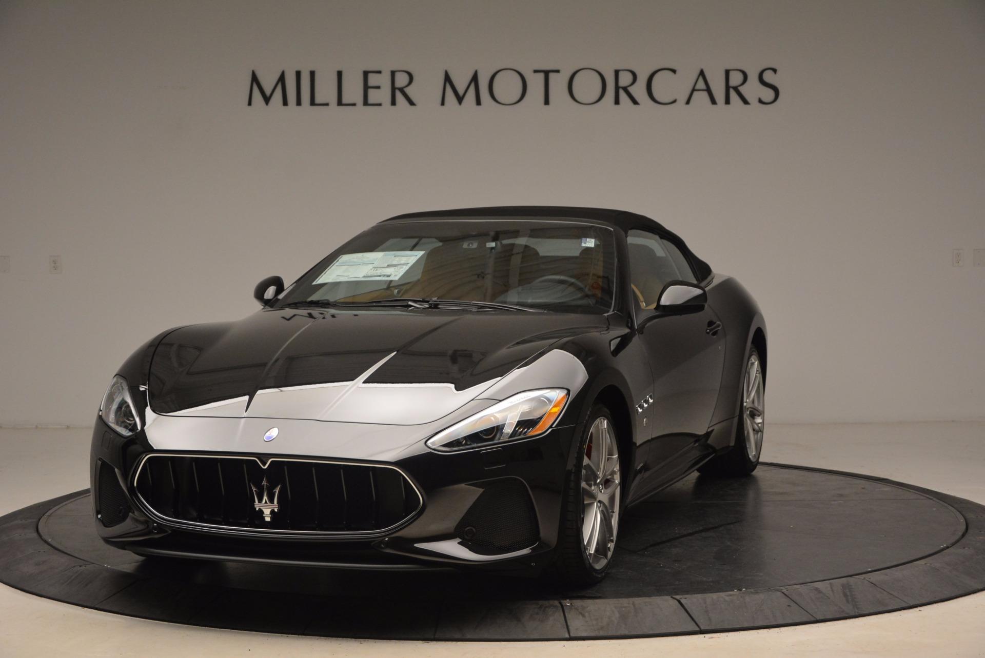 New 2018 Maserati GranTurismo Sport Convertible For Sale In Westport, CT 1795_p13
