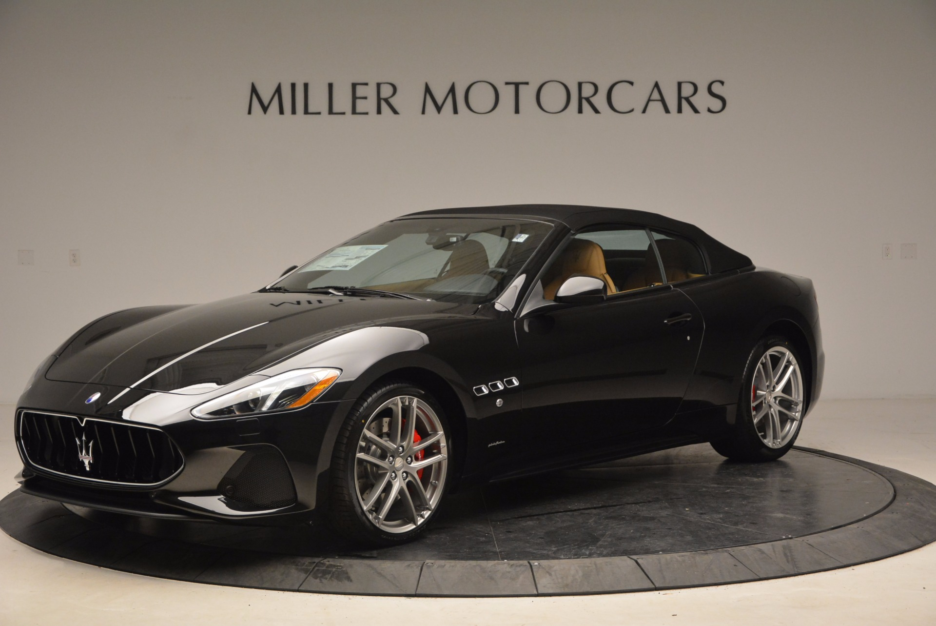 New 2018 Maserati GranTurismo Sport Convertible For Sale In Westport, CT 1795_p14