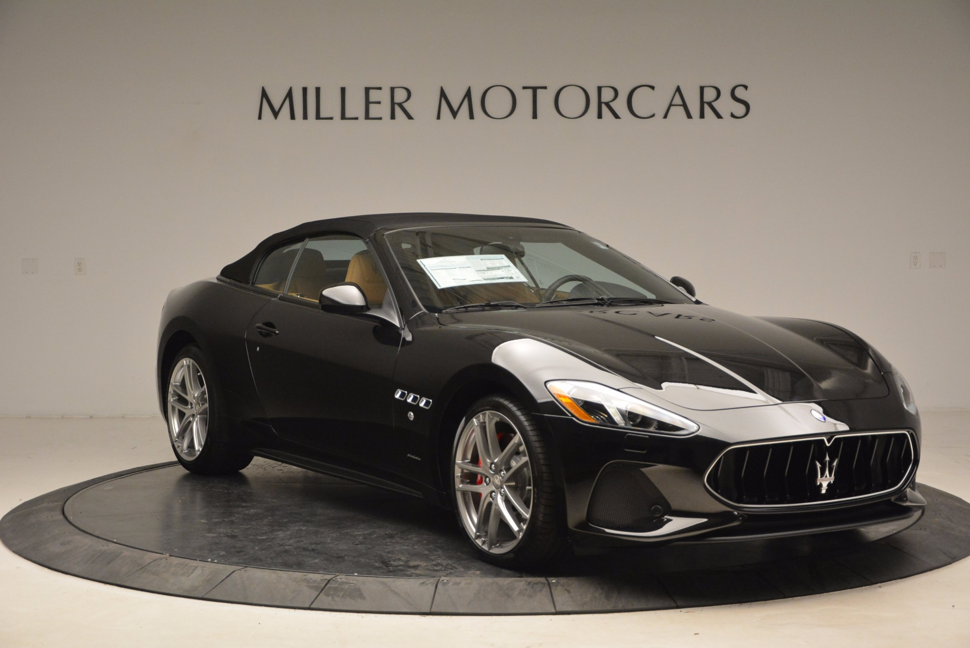 New 2018 Maserati GranTurismo Sport Convertible For Sale In Westport, CT 1795_p23