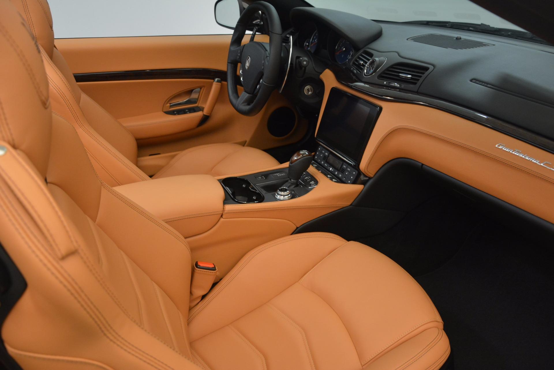 New 2018 Maserati GranTurismo Sport Convertible For Sale In Westport, CT 1795_p32