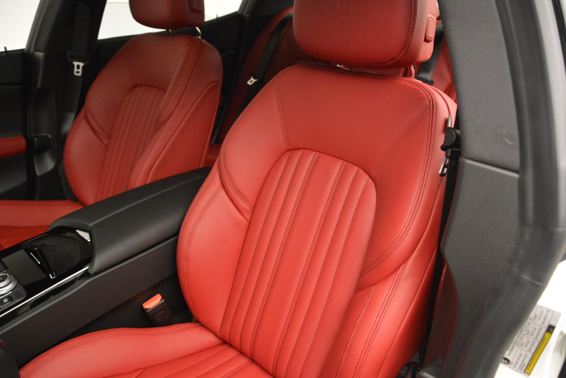 New 2018 Maserati Ghibli S Q4 For Sale In Westport, CT 1798_p15