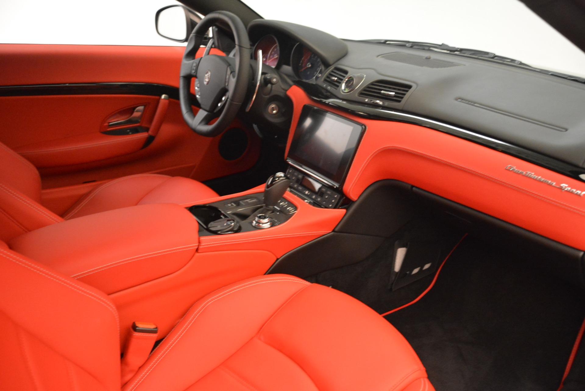 New 2018 Maserati GranTurismo Sport For Sale In Westport, CT 1799_p19