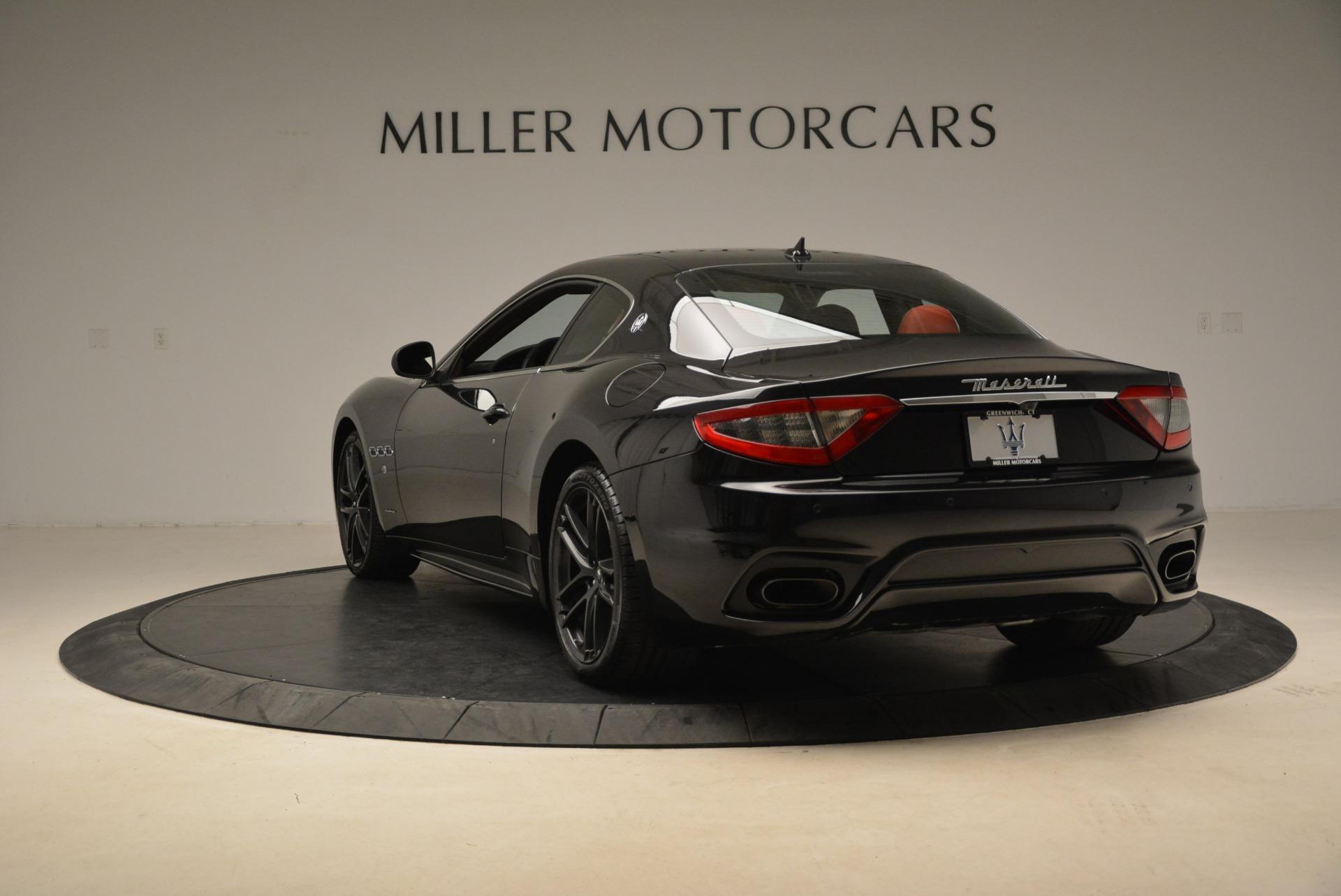 New 2018 Maserati GranTurismo Sport For Sale In Westport, CT 1799_p4