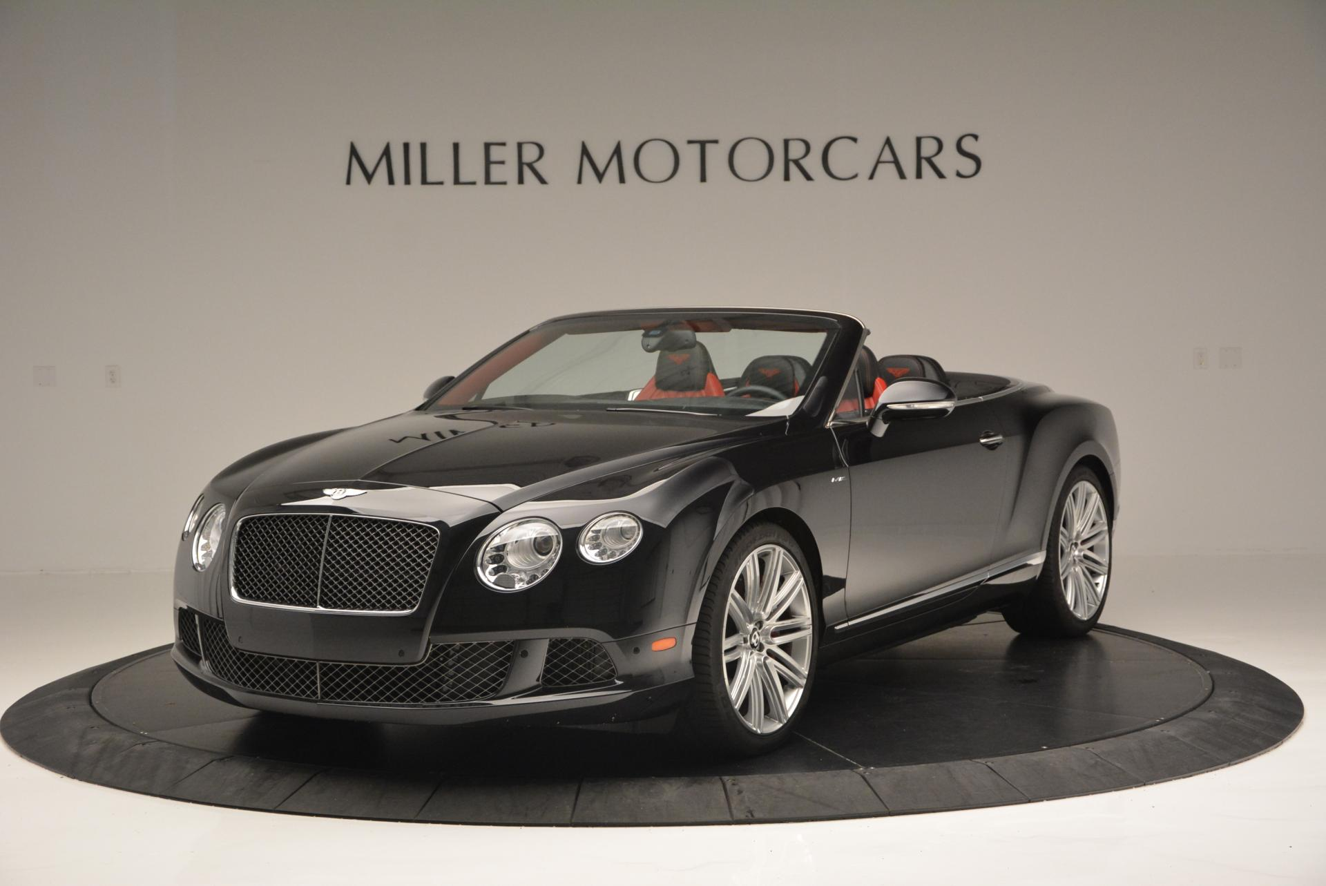 Used 2014 Bentley Continental GT Speed Convertible For Sale In Westport, CT