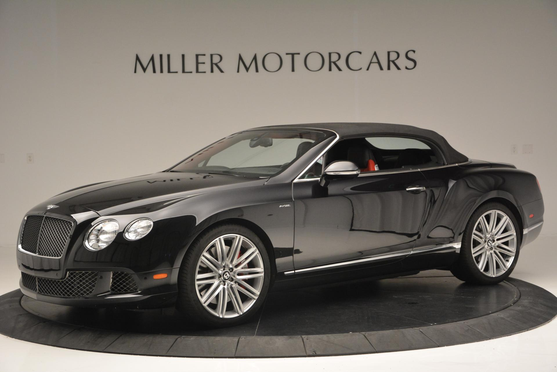 Used 2014 Bentley Continental GT Speed Convertible For Sale In Westport, CT 18_p15