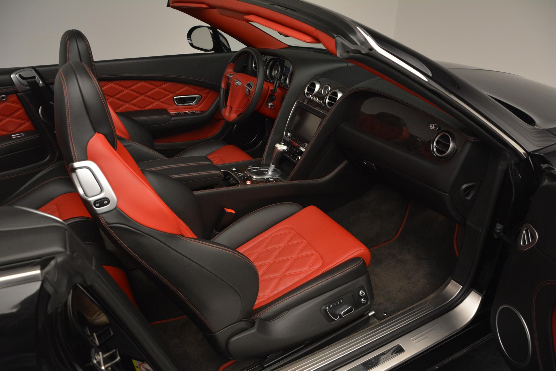 Used 2014 Bentley Continental GT Speed Convertible For Sale In Westport, CT 18_p43