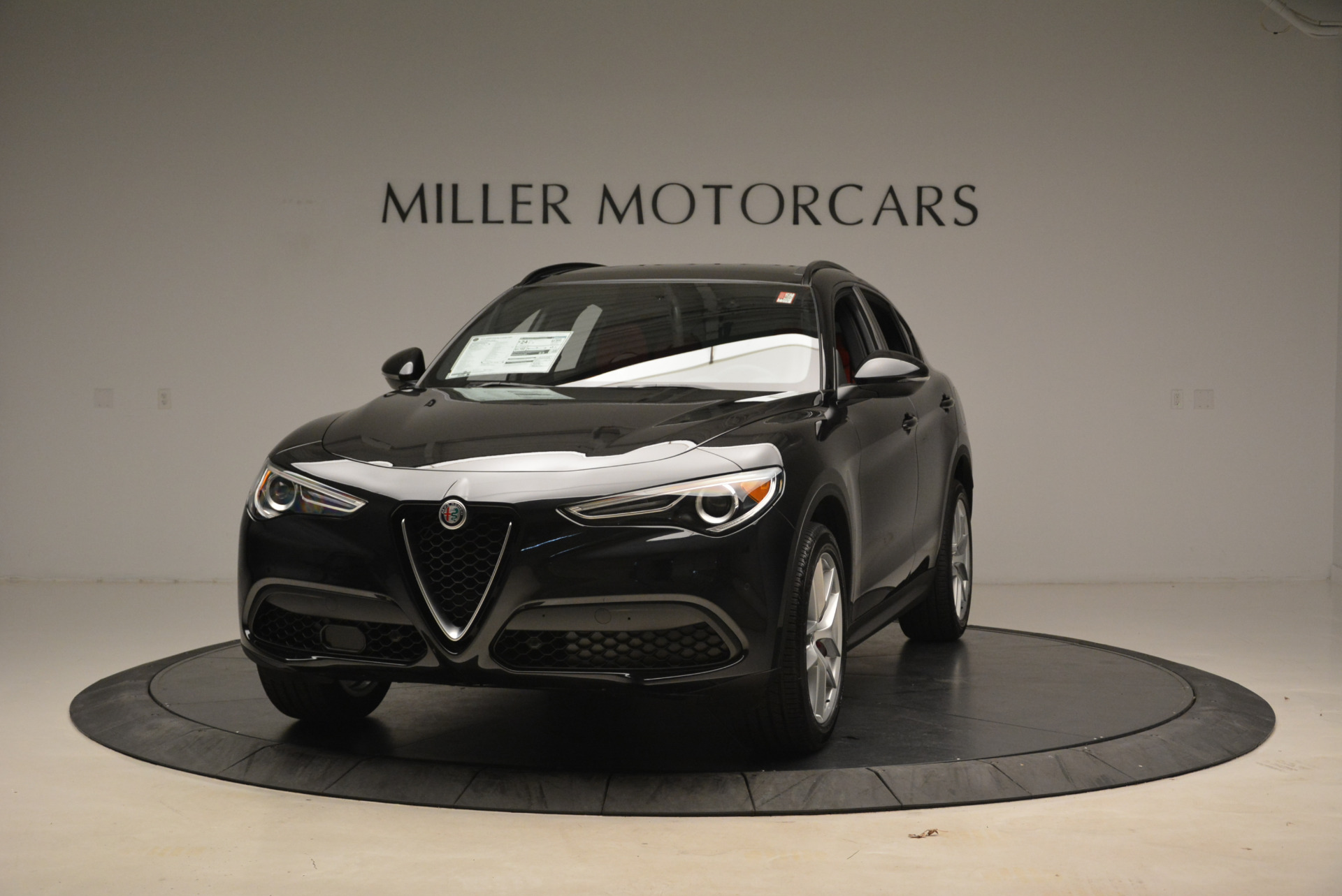 New 2018 Alfa Romeo Stelvio Ti Sport Q4 For Sale In Westport, CT 1804_main