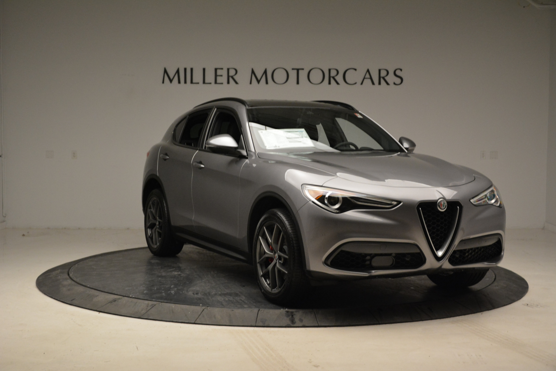New 2018 Alfa Romeo Stelvio Ti Sport Q4 For Sale In Westport, CT 1805_p11