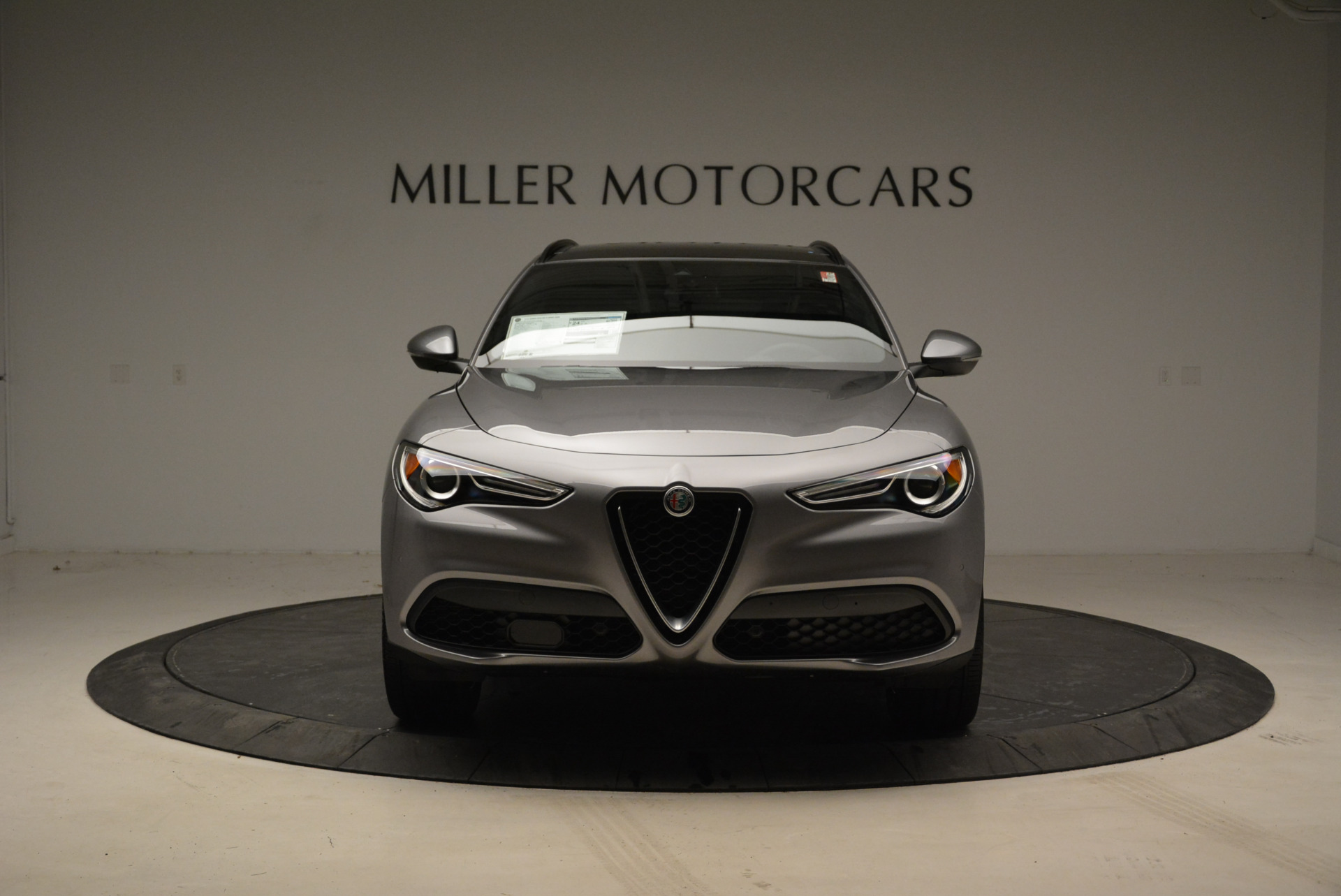 New 2018 Alfa Romeo Stelvio Ti Sport Q4 For Sale In Westport, CT 1805_p12