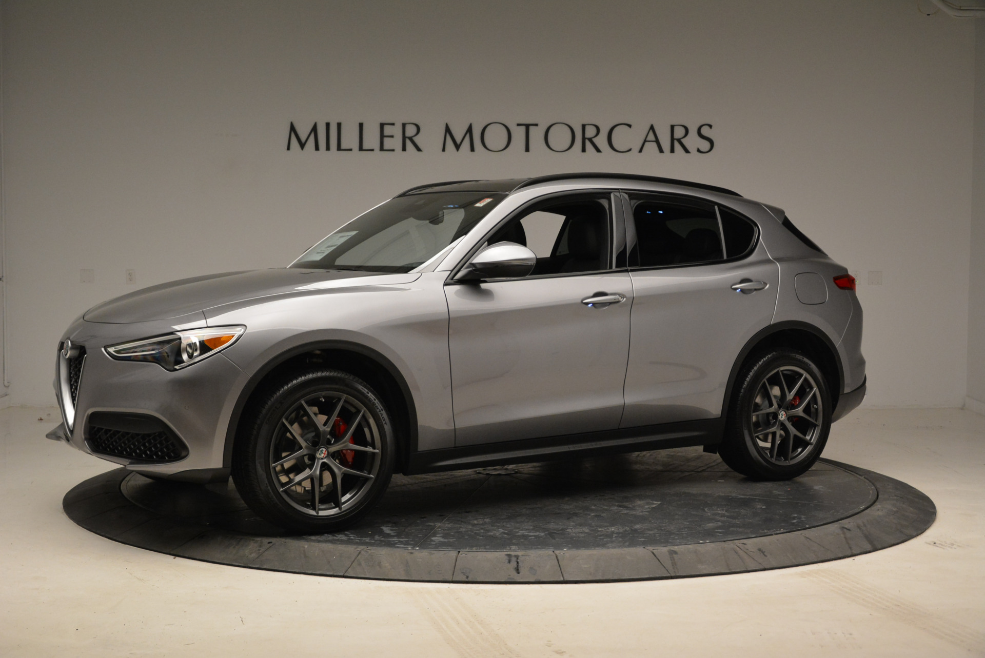 New 2018 Alfa Romeo Stelvio Ti Sport Q4 For Sale In Westport, CT 1805_p2