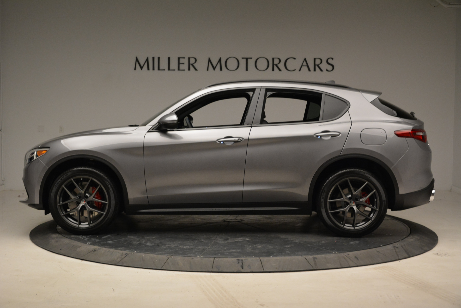 New 2018 Alfa Romeo Stelvio Ti Sport Q4 For Sale In Westport, CT 1805_p3